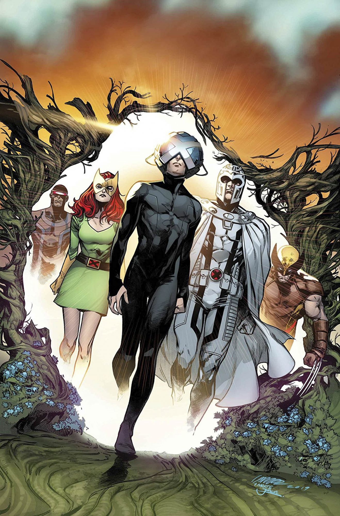 House Of X (2019-) #1 (of 6): Director's Cut CR: Marvel