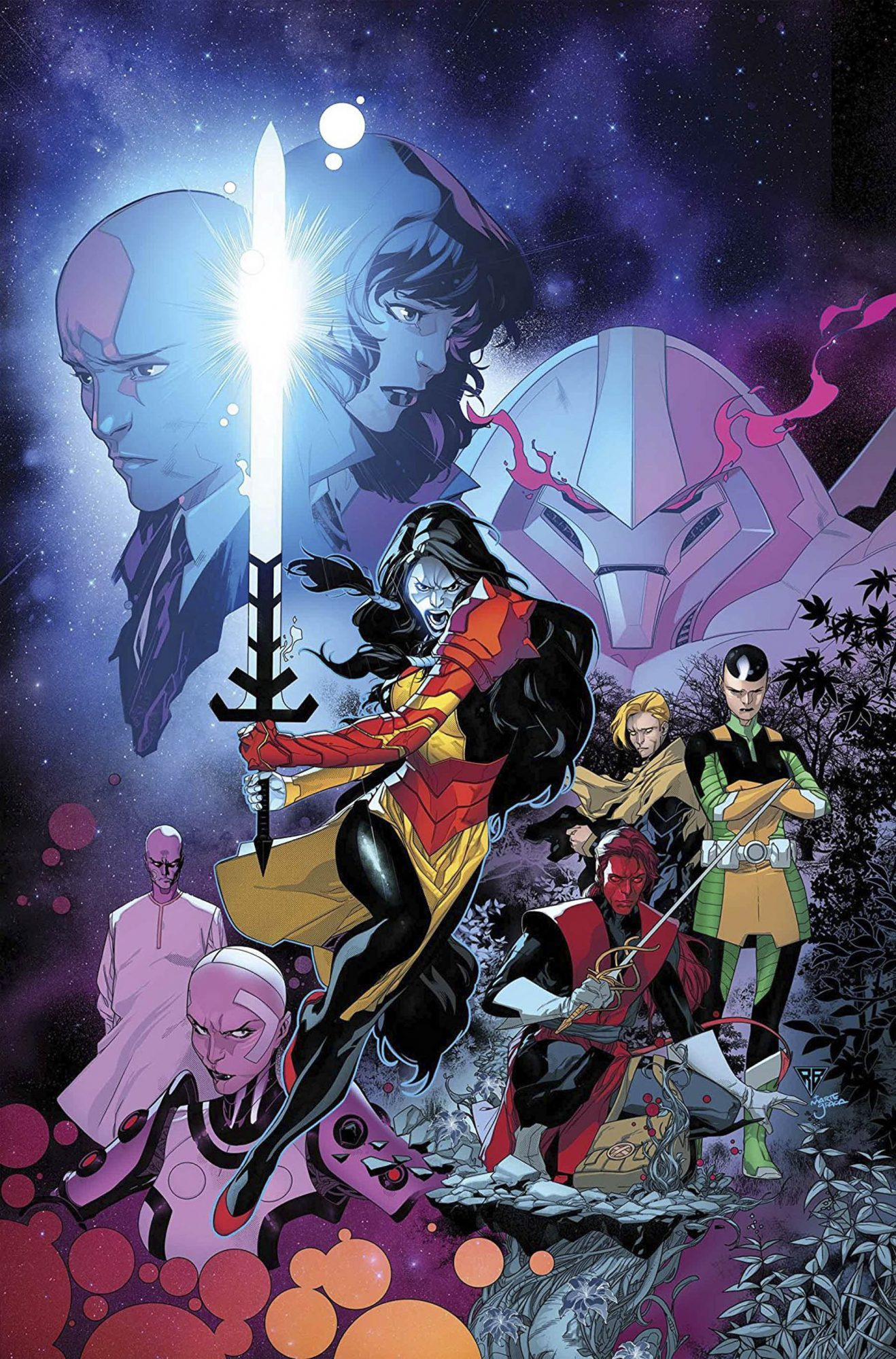 Powers Of X (2019-) #1 (of 6) CR: Marvel