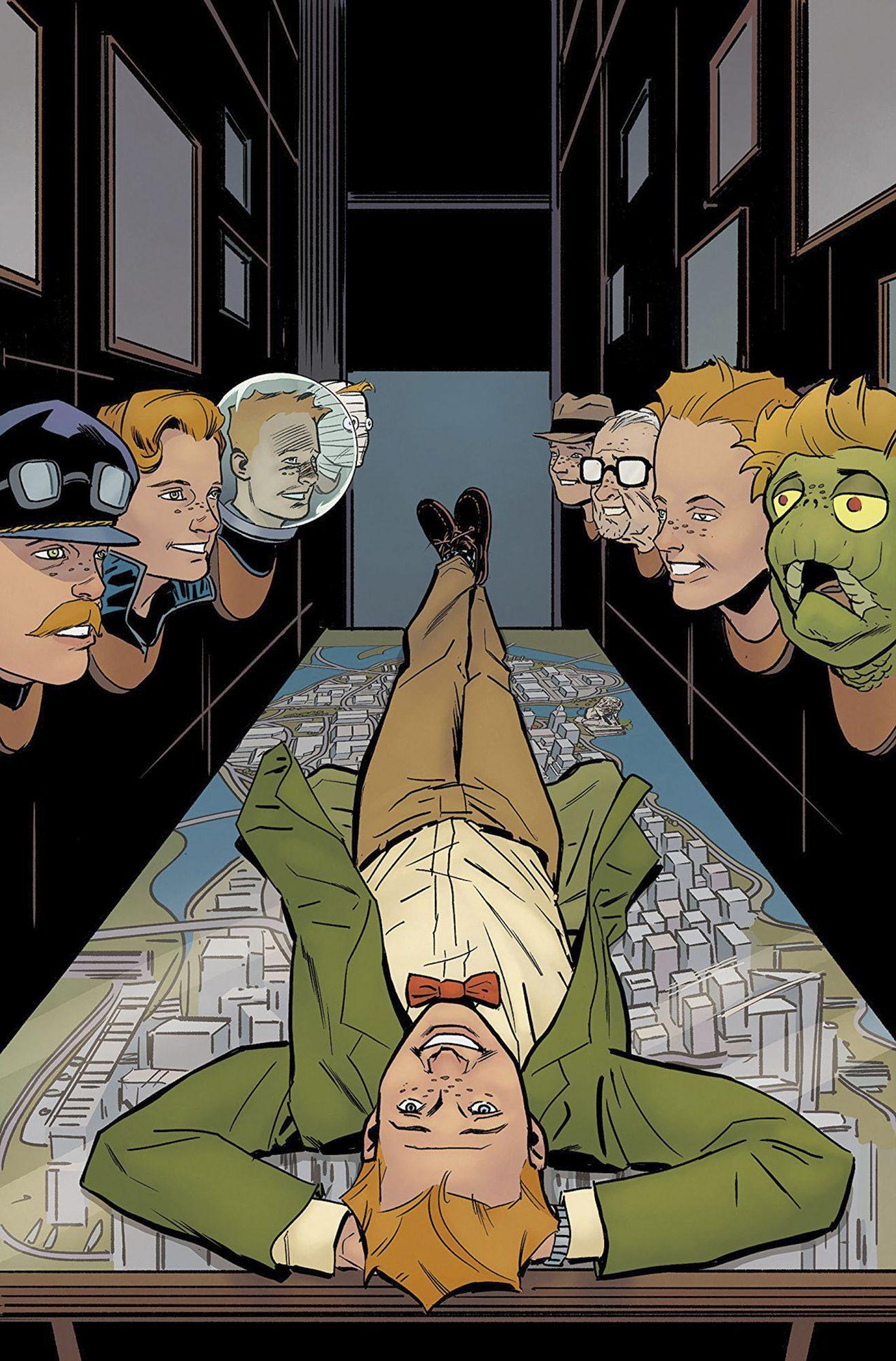 Jimmy Olsen #1 CR: DC