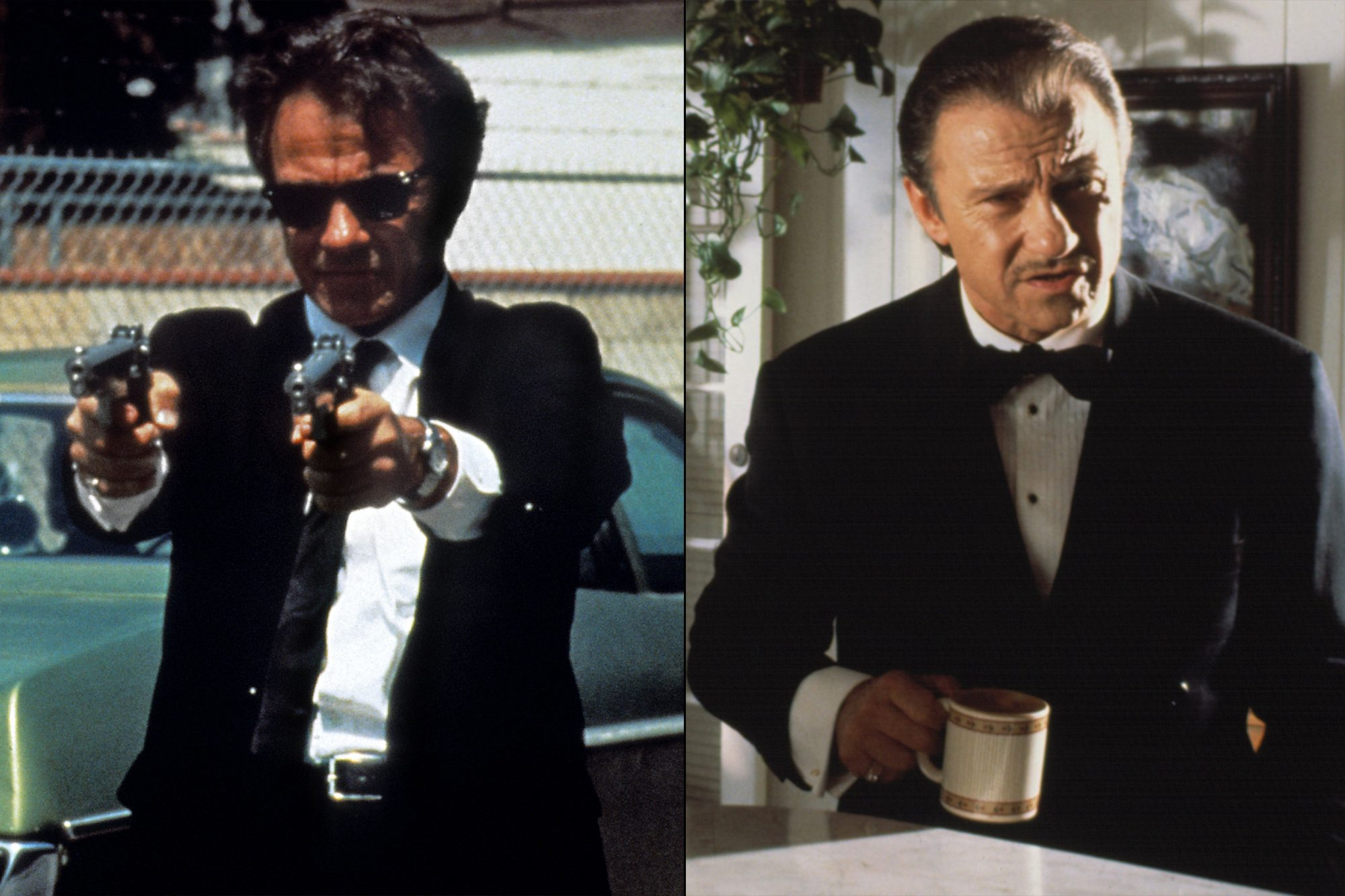 8. Harvey Keitel (Reservoir Dogs, Pulp Fiction, Inglorious Basterds)