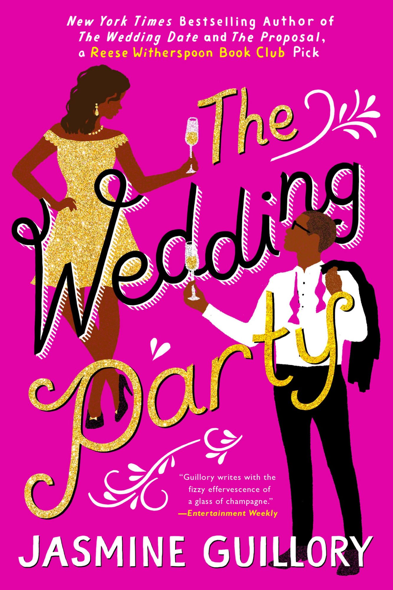 The Wedding Party, by Jasmine Guillory