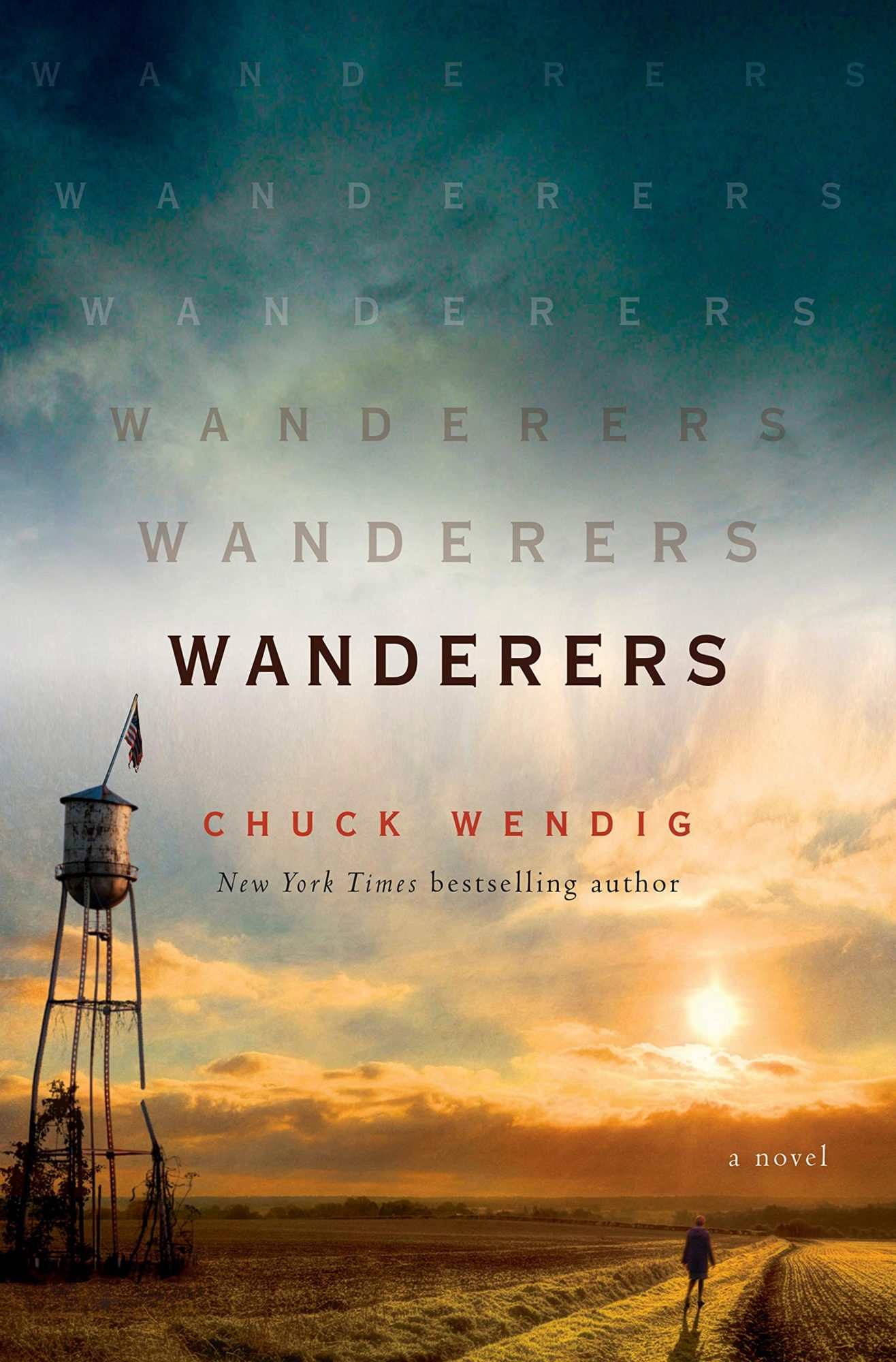 Wanderers, by Chuck Wendig