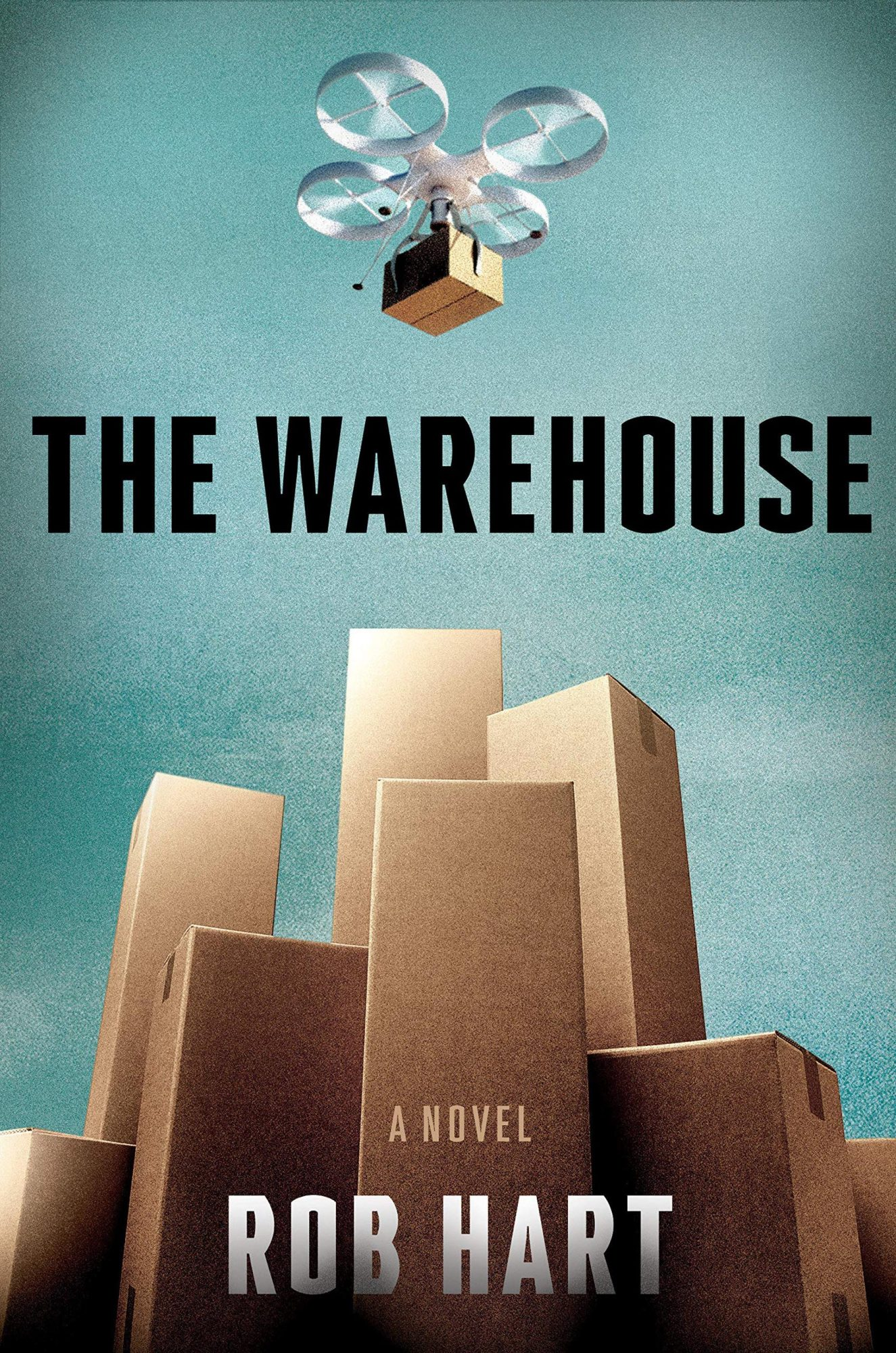 The Warehouse, by Rob Hart