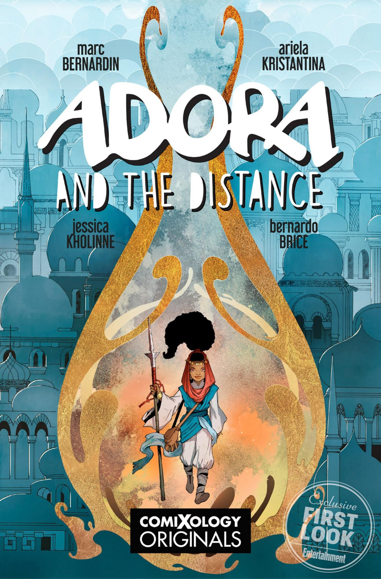 Adora and the Distance by Marc Bernardin CR: Comixology