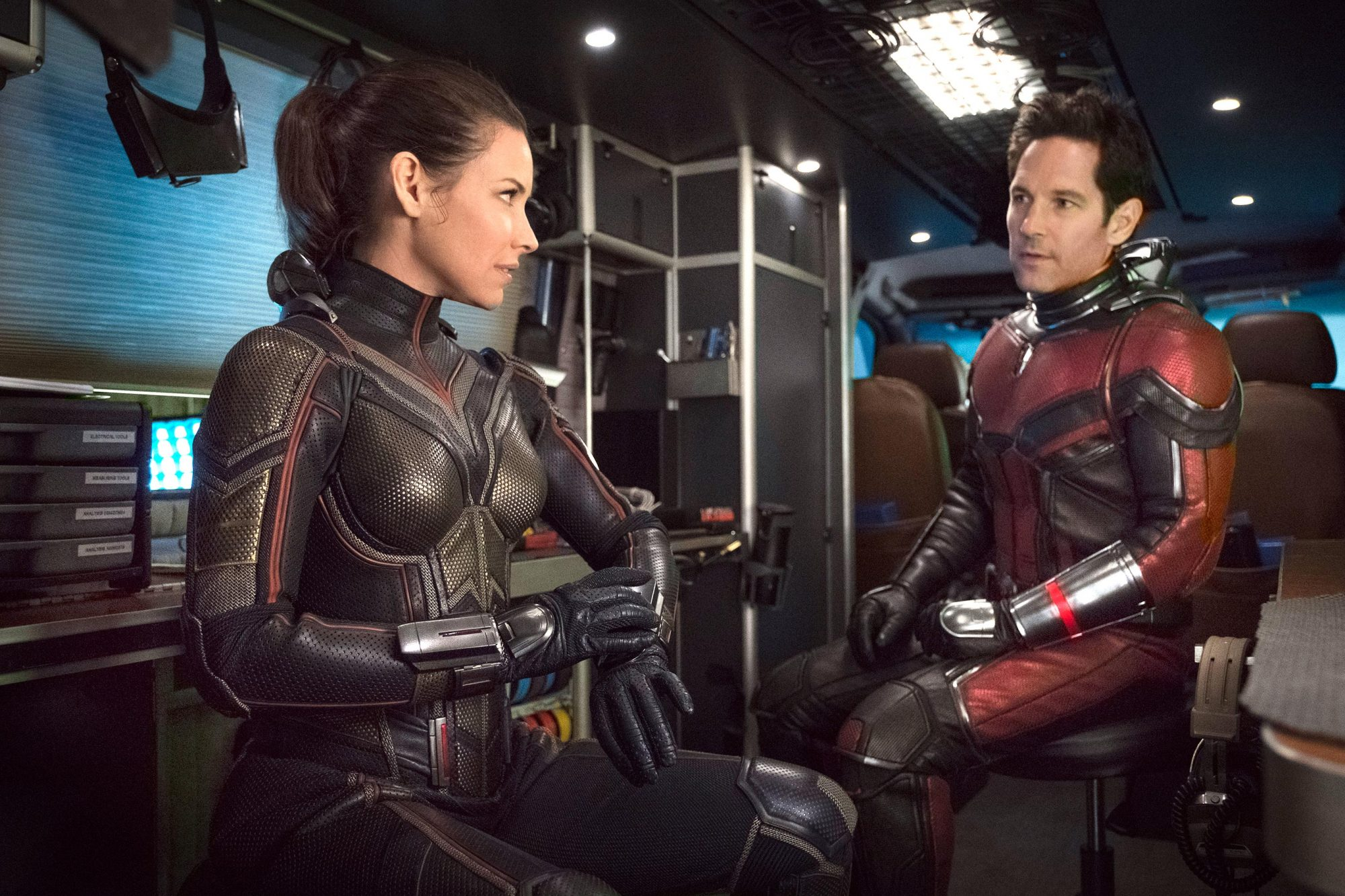 18. Ant-Man and the Wasp(2018)