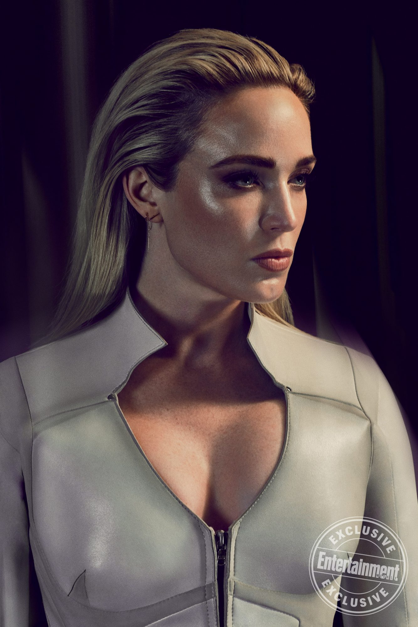 Caity Lotz as White Canary
