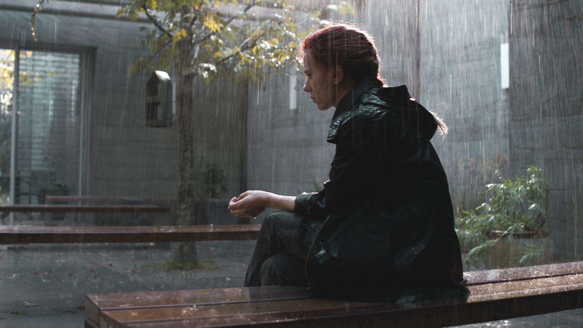 Marvel Studios' AVENGERS: ENDGAME Black Widow/Natasha Romanoff (Scarlett Johansson)..Photo: Film Frame..©Marvel Studios 2019