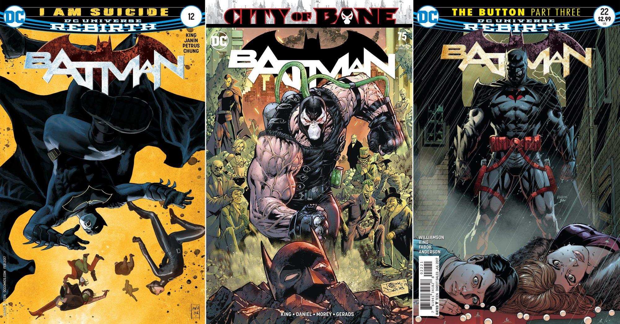Batman comics CR: DC Comics (3)