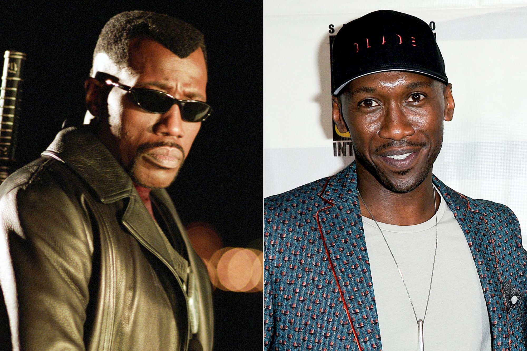 BLADE: TRINITY, Wesley Snipes, 2004, (c) New Line/courtesy Everett Collection SAN DIEGO, CALIFORNIA - JULY 20: Mahershala Ali attends Marvel Studios Panel during 2019 Comic-Con International at San Diego Convention Center on July 20, 2019 in San Diego, California. (Photo by Albert L. Ortega/Getty Images)