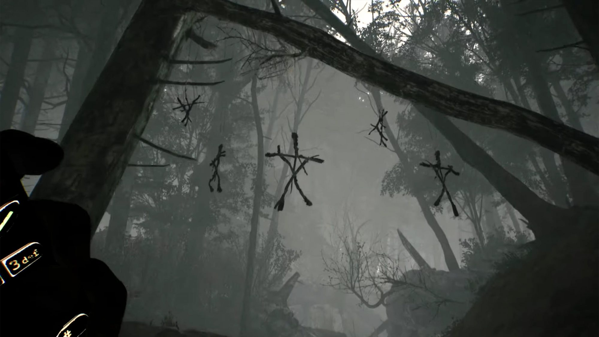 Blair Witch Gameplay Trailer Reveals New Psychological Horrors Ew Com