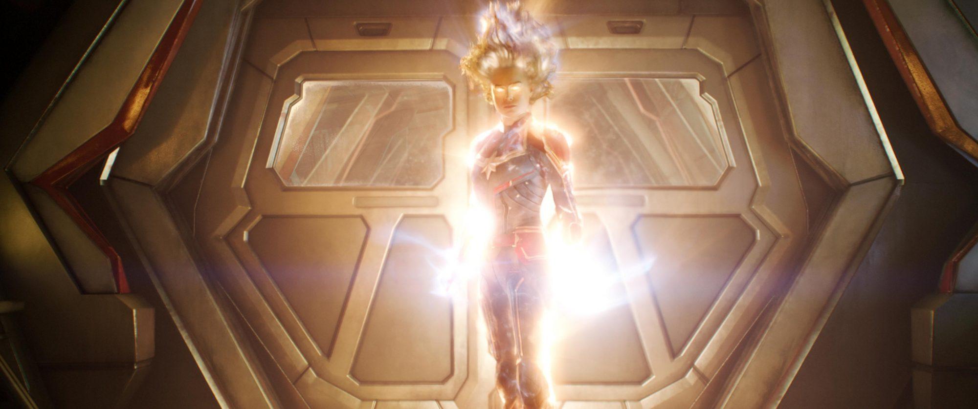 13. Captain Marvel (2019)