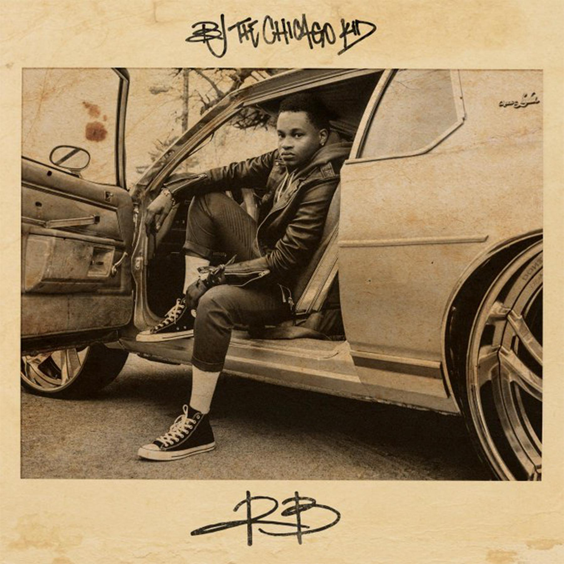 1123 Album by BJ The Chicago Kid CR: Motown Records