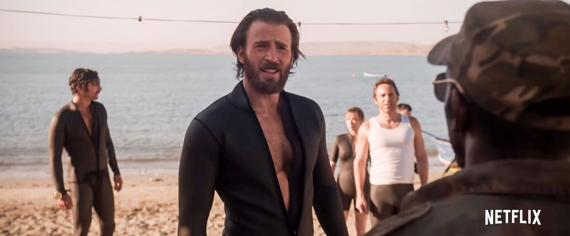 The Red Sea Diving Resort- Chris Evans
