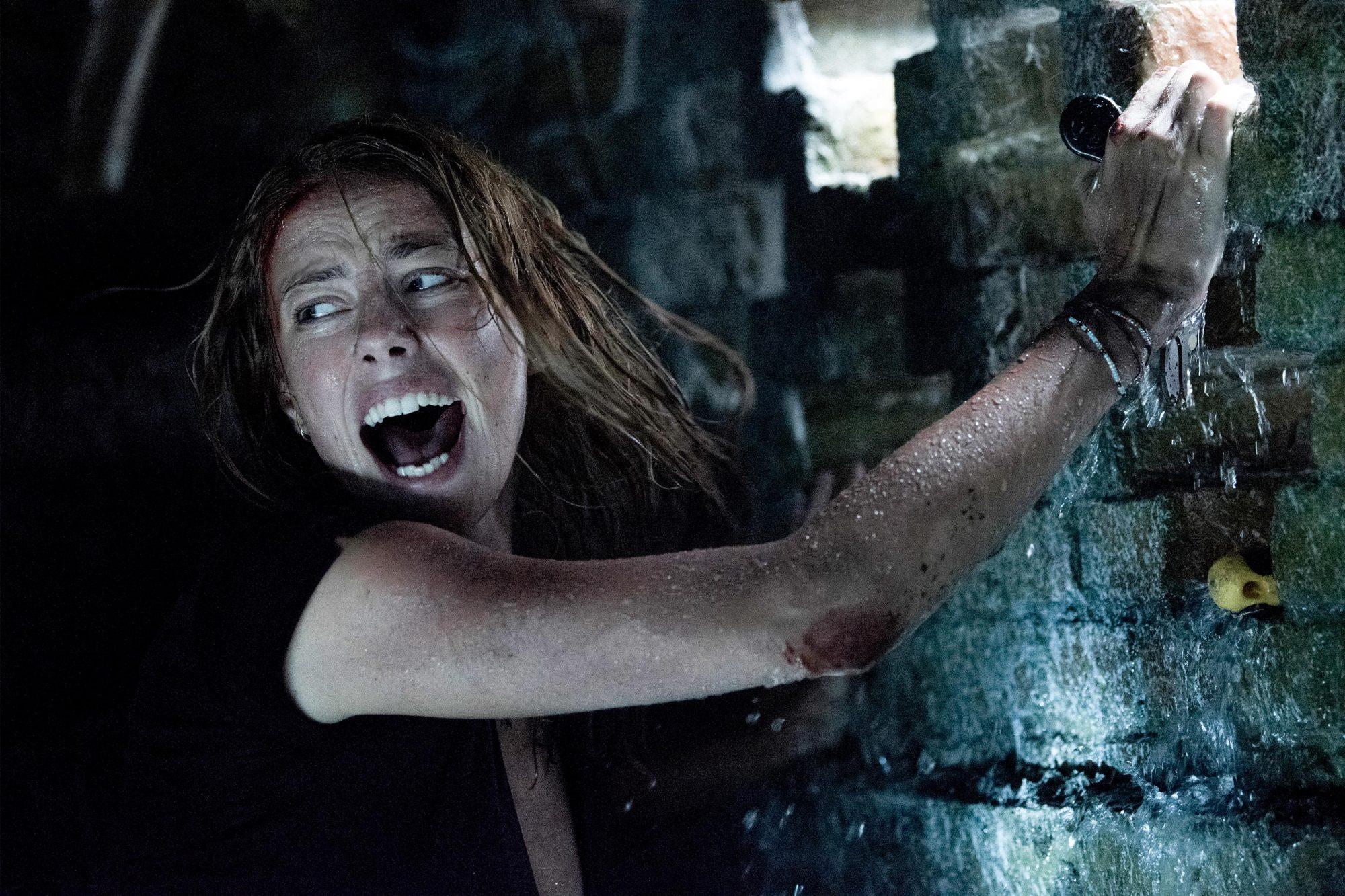 Kaya Scodelario stars in CRAWL from Paramount Pictures. Photo Credit: Sergej Radović.