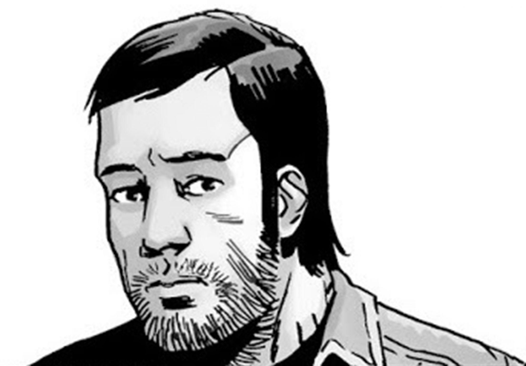 The Walking Dead - Dante