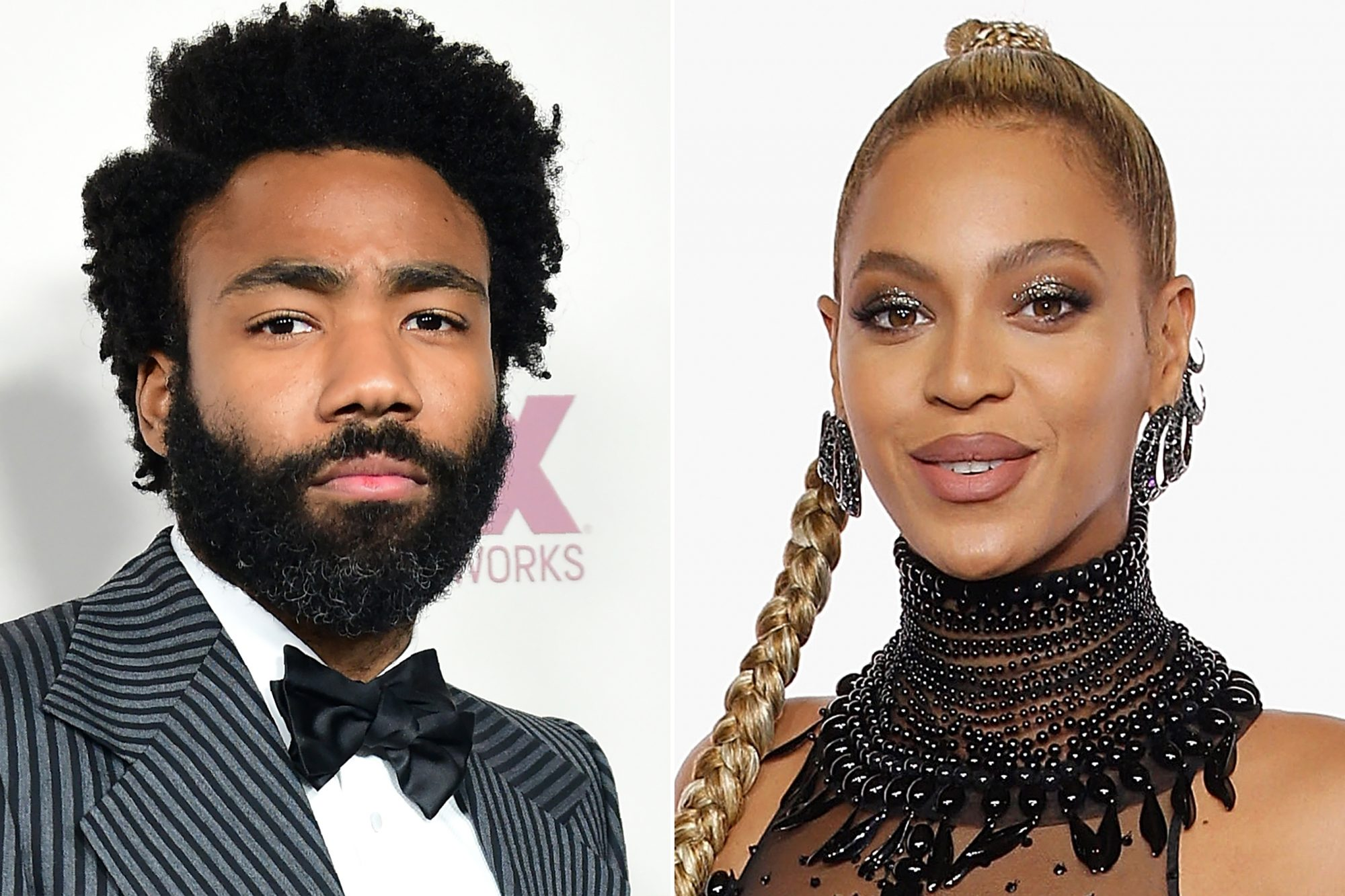 Donald Glover; Beyonce
