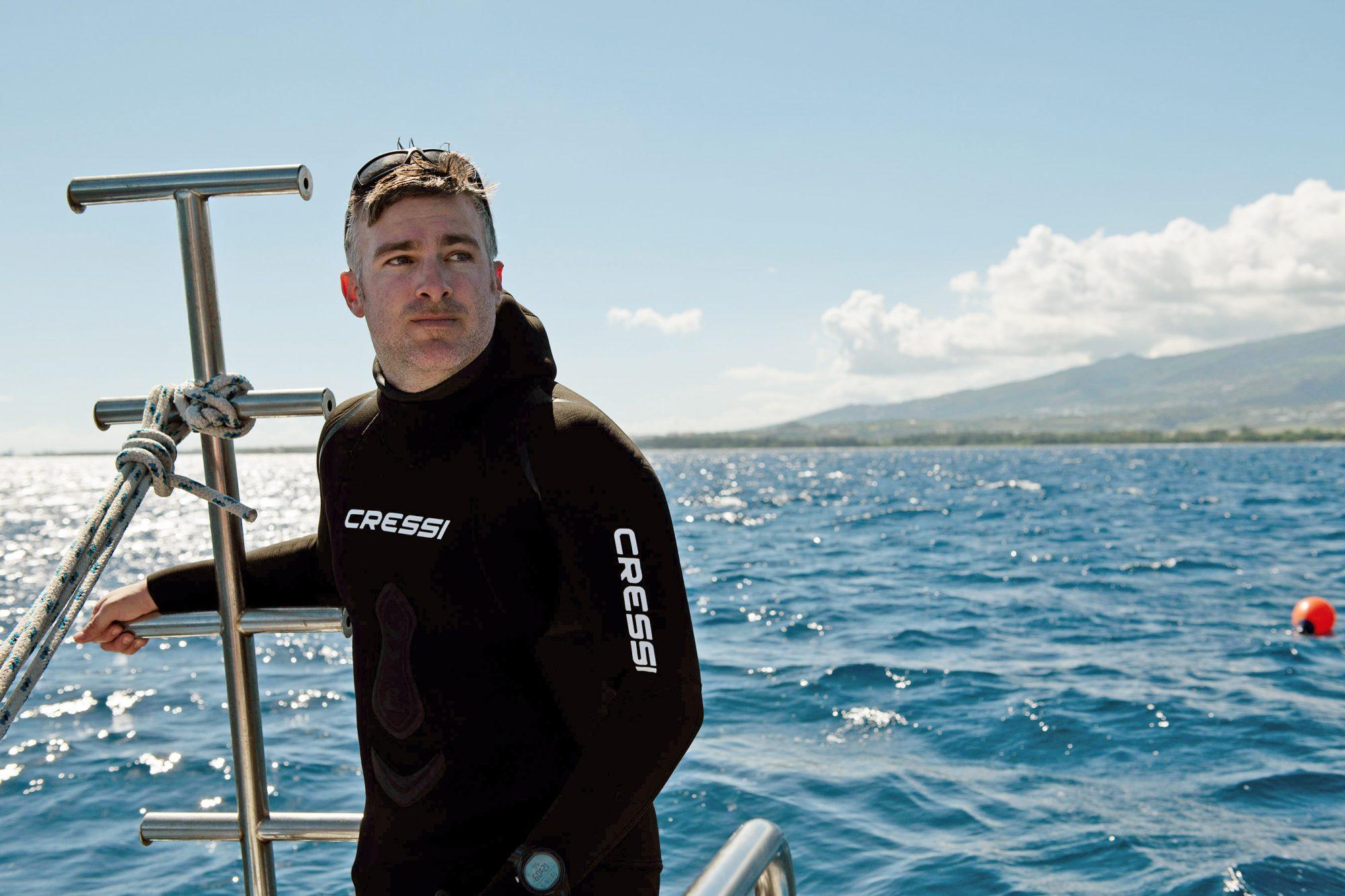 RETURN TO SHARK ISLAND