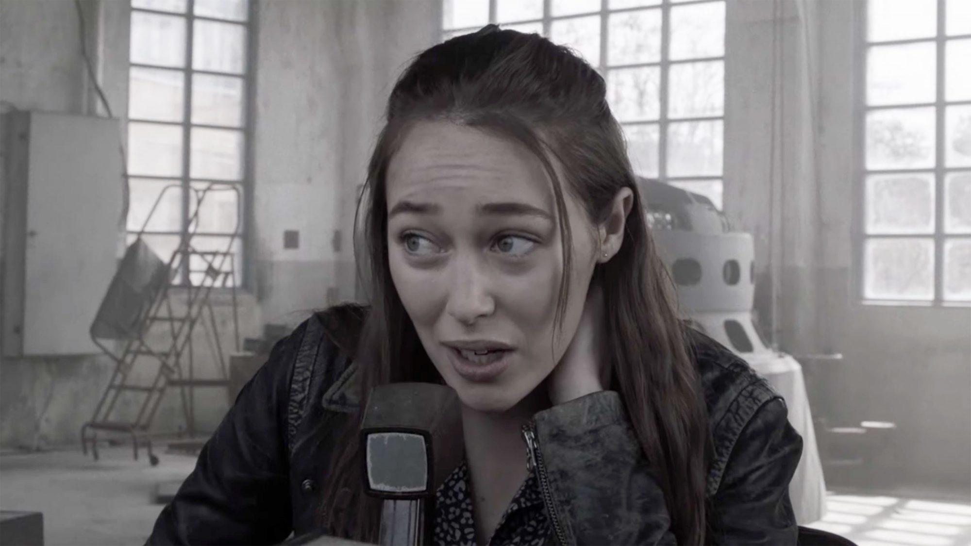 Fear the Walking Dead screen grab