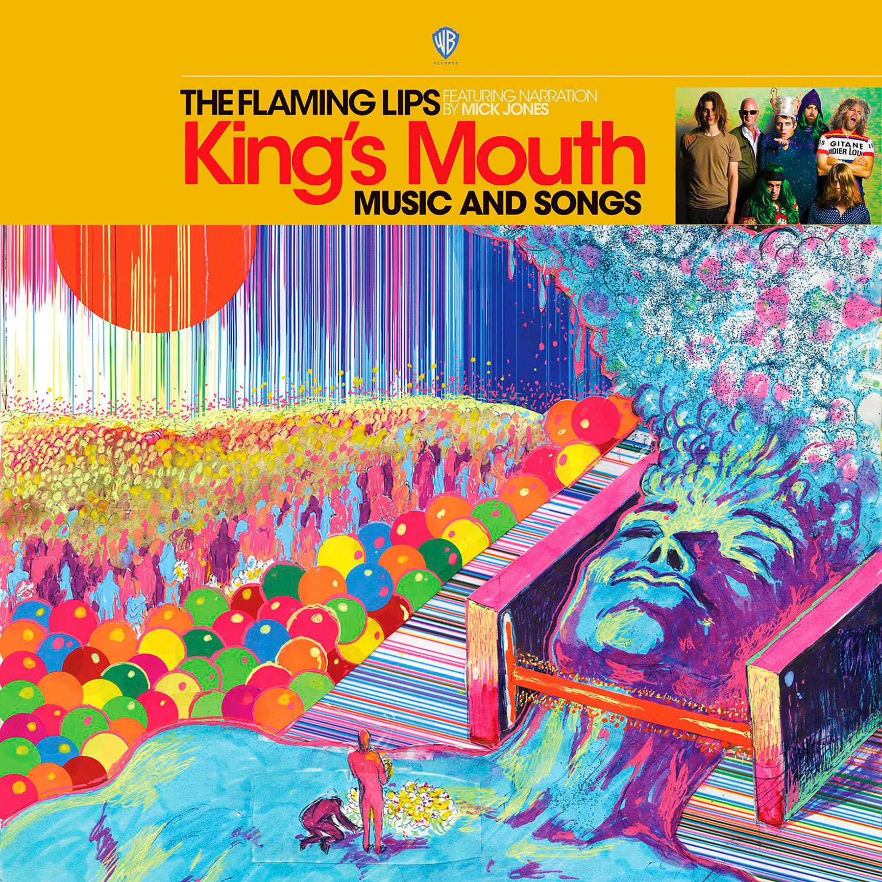 King's Mouth by Flaming Lips