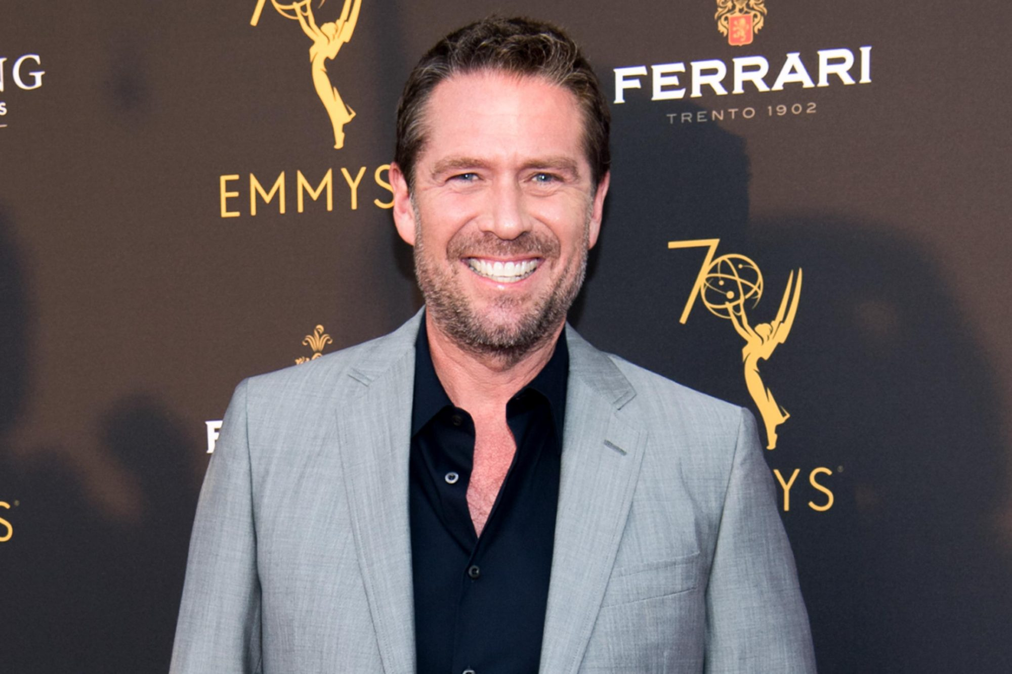 LOS ANGELES, CA - AUGUST 20: Actor Alexis Denisof attends the Television Academy's Performers Peer Group Celebration at NeueHouse Hollywood on August 20, 2018 in Los Angeles, California. (Photo by Emma McIntyre/Getty Images)