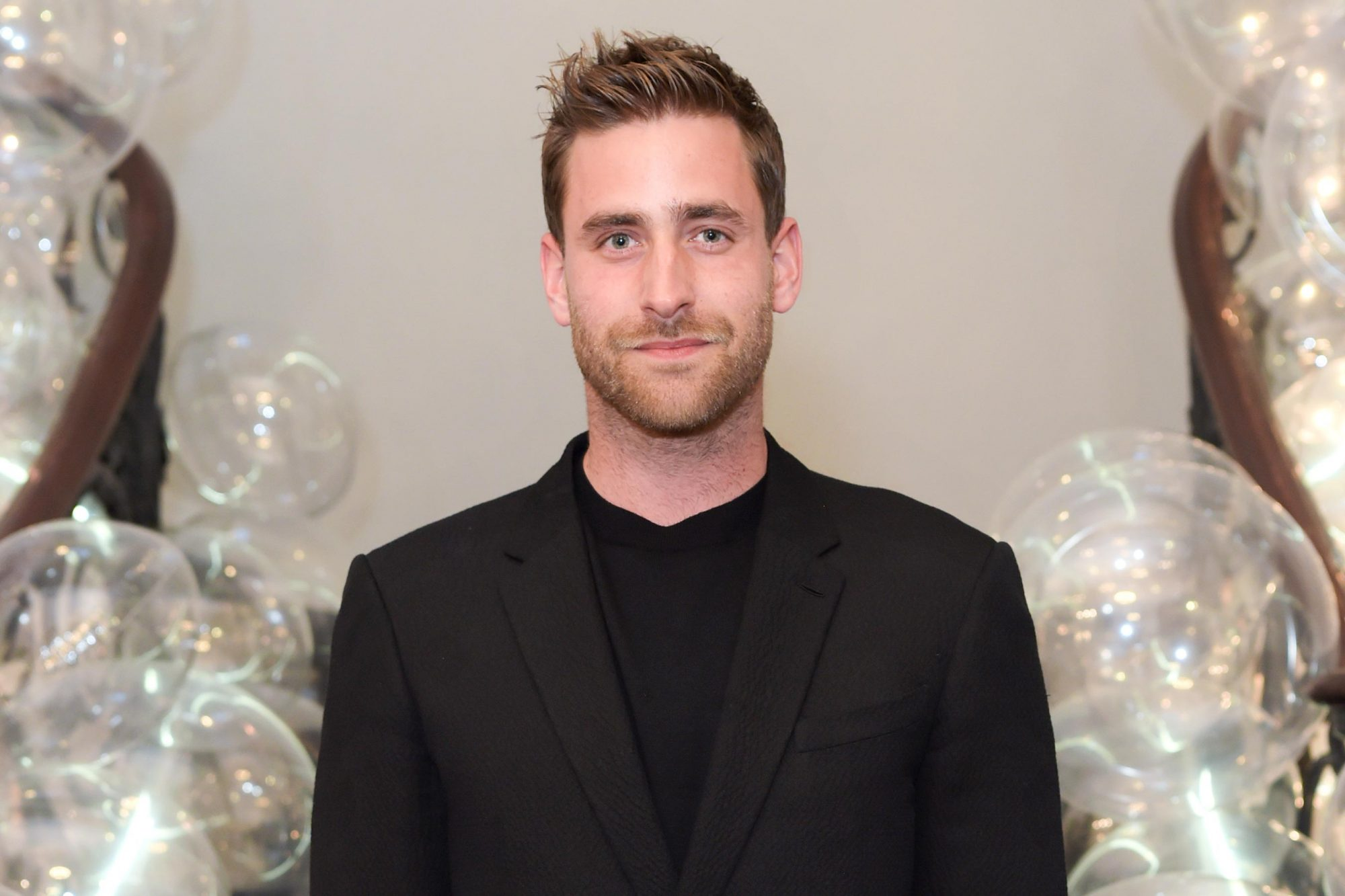 LONDON, ENGLAND - JUNE 06: Oliver Jackson-Cohen attends the Moet Summer House opening night on June 6, 2019 in London, England. (Photo by David M. Benett/Dave Benett/Getty Images for Moet Hennessy)