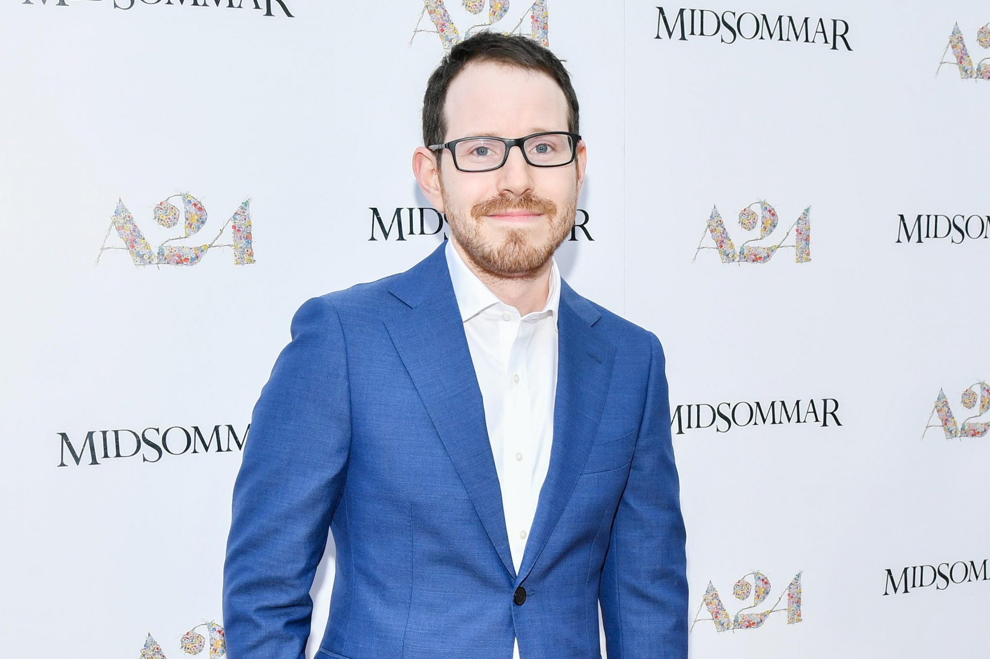 "HOLLYWOOD, CALIFORNIA - JUNE 24: Ari Aster attends the premiere of A24's ""Midsommar"" at ArcLight Hollywood on June 24, 2019 in Hollywood, California. (Photo by Amy Sussman/Getty Images)"