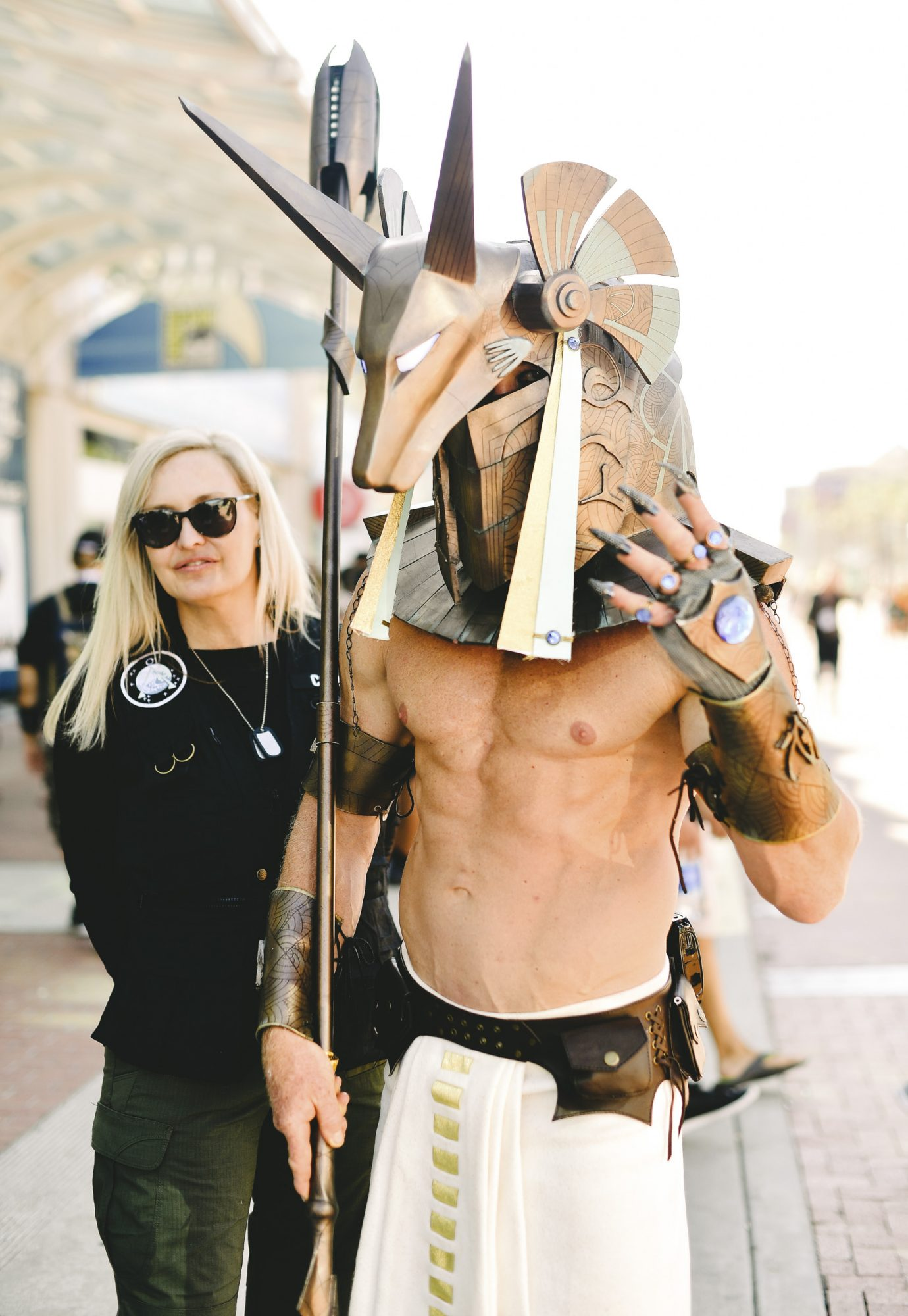 2019 San Diego Comic-Con Cosplayers