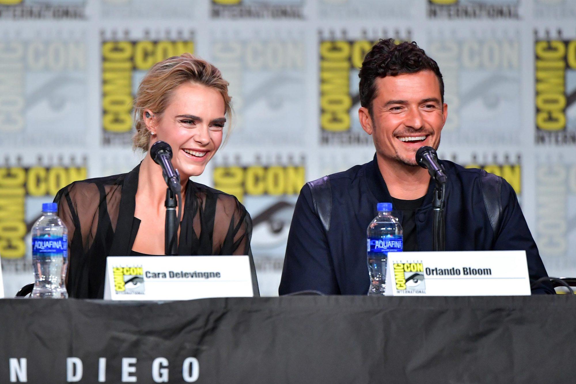 "2019 Comic-Con International - ""Carnival Row"" Panel"