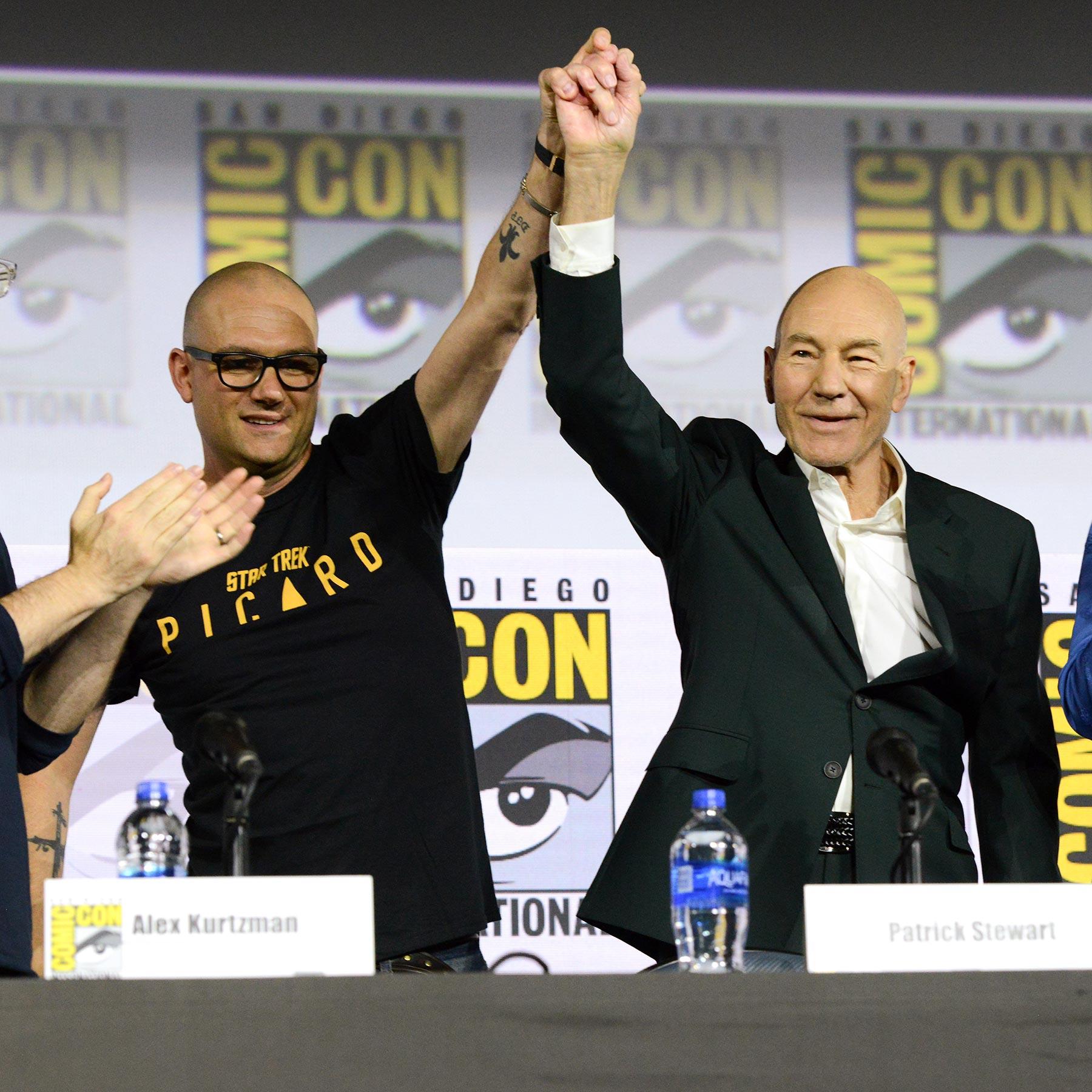 "2019 Comic-Con International - ""Enter The Star Trek Universe"" Panel"