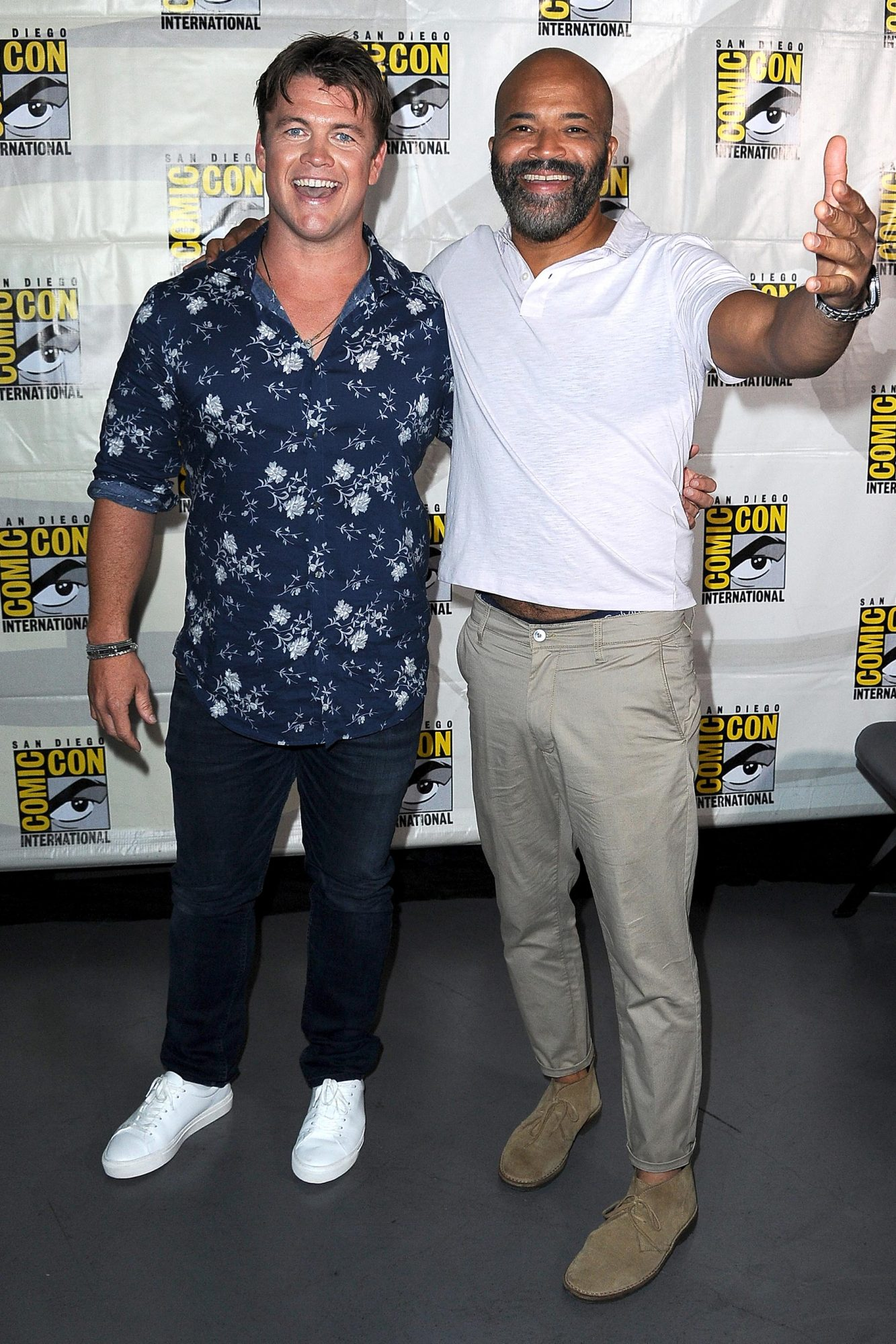 "2019 Comic-Con International - ""Westworld III"" Panel"