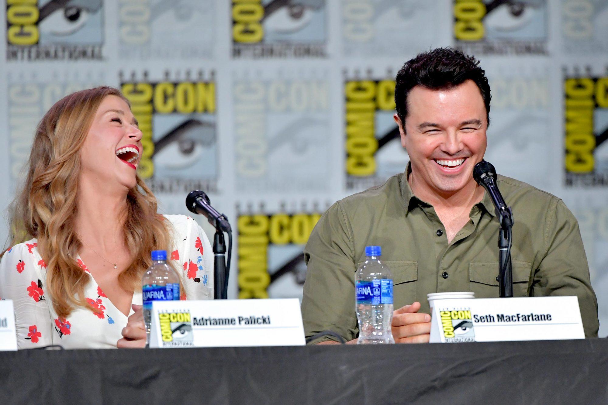 "2019 Comic-Con International - ""The Orville"" Panel"