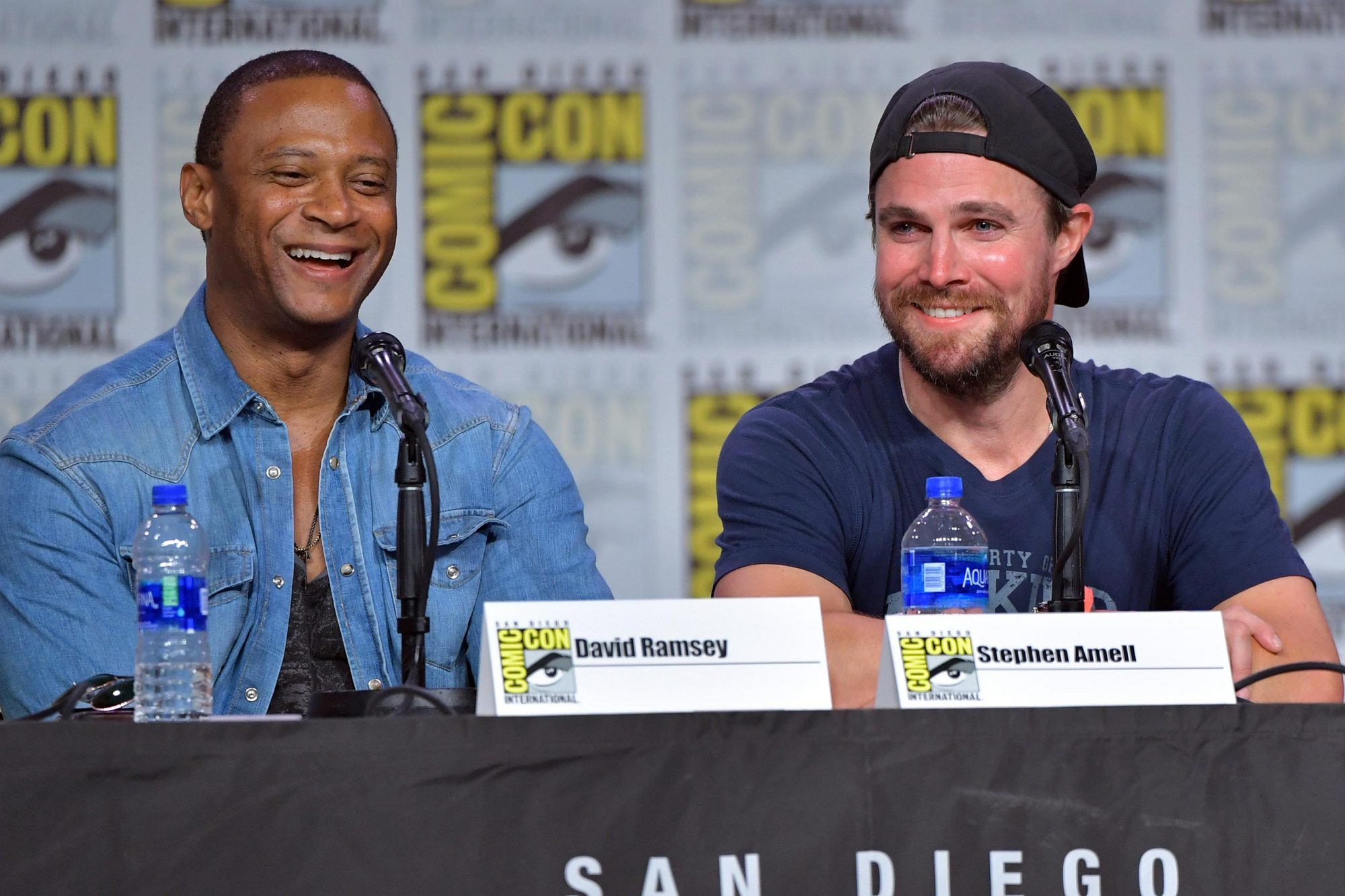 "2019 Comic-Con International - ""Arrow"" Special Video Presentation And Q&A"