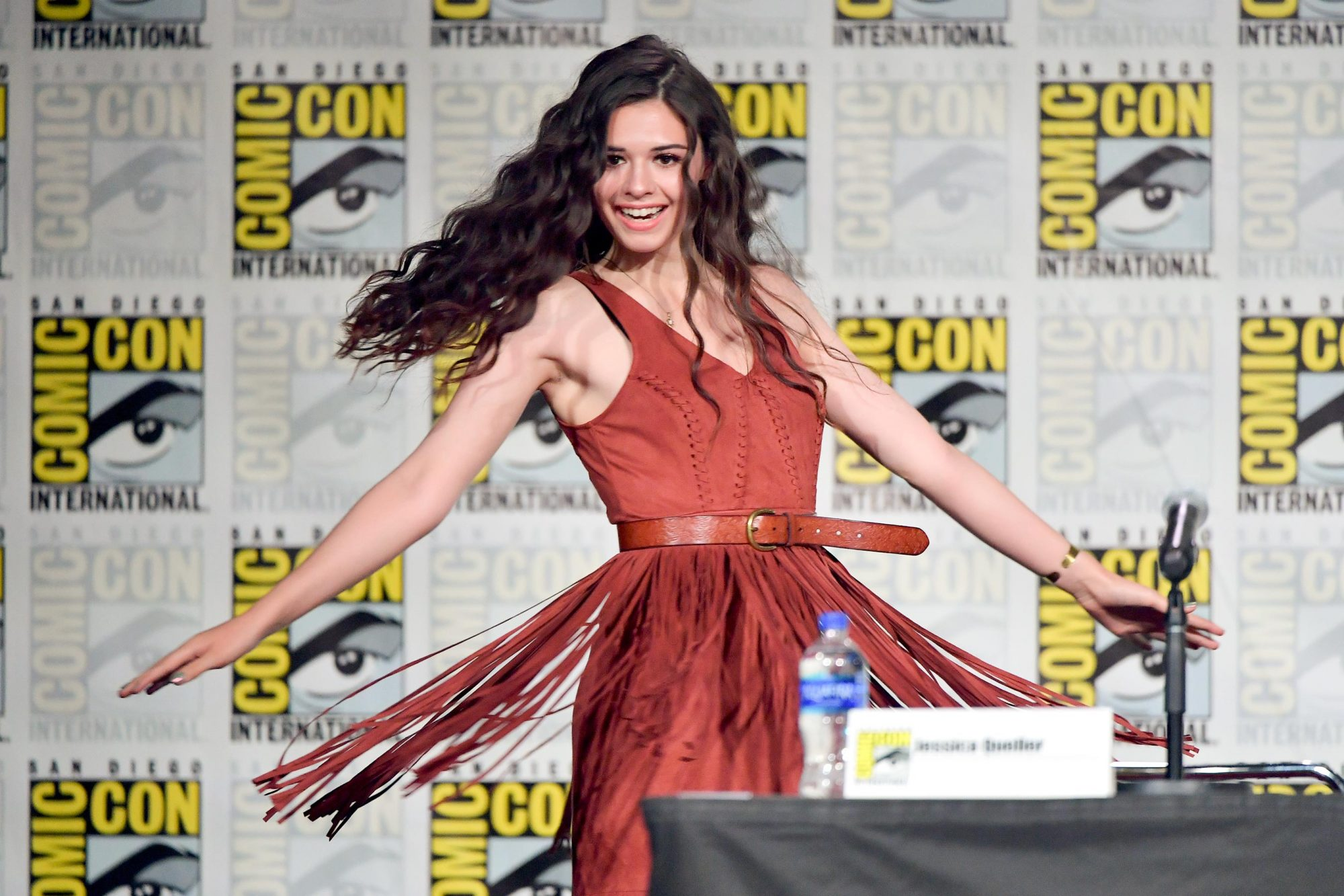 """2019 Comic-Con International - """"Supergirl"""" Special Video Presentation And Q&A"""