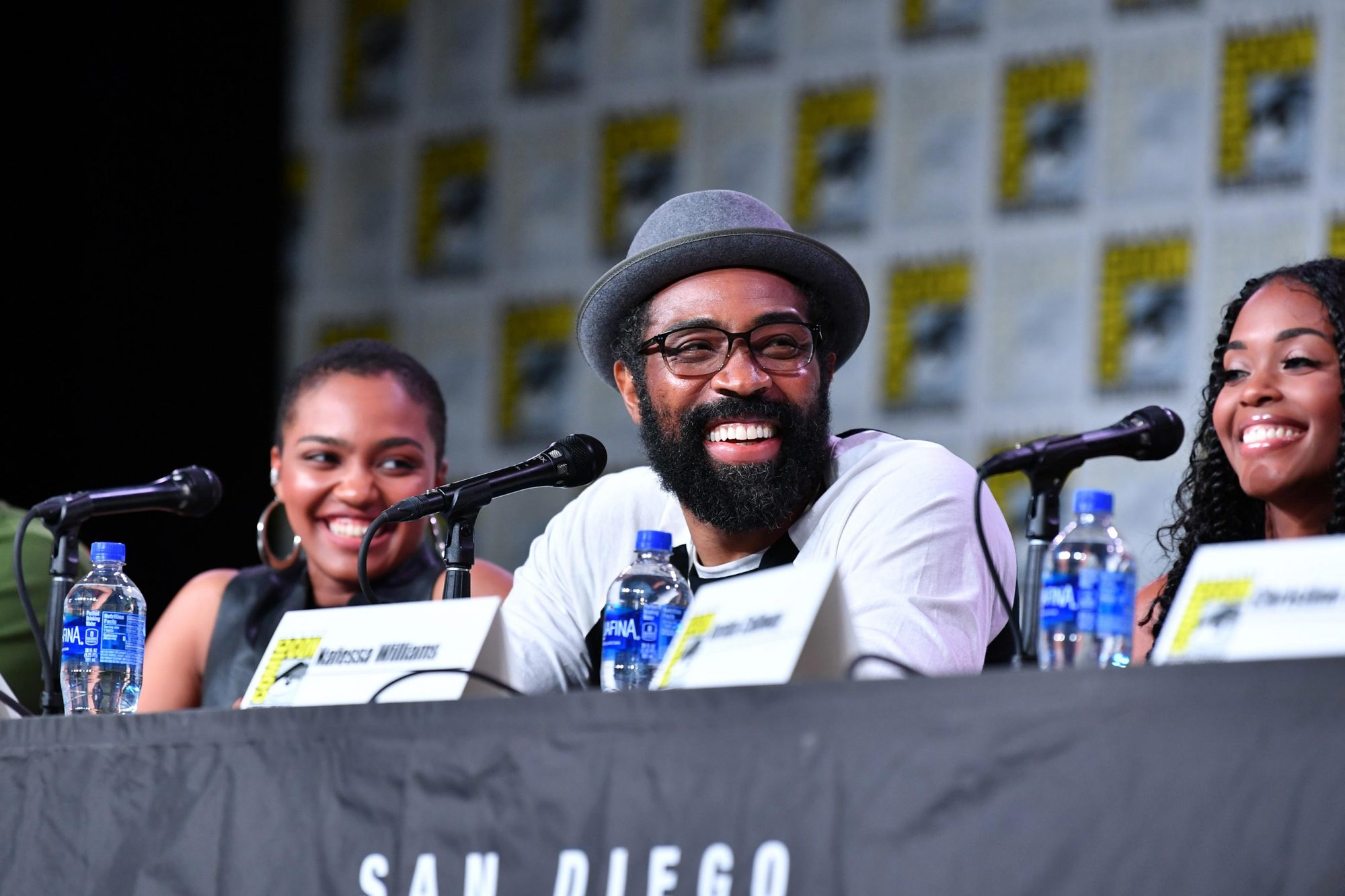 "2019 Comic-Con International - ""Black Lightning"" Special Video Presentation And Q&A"