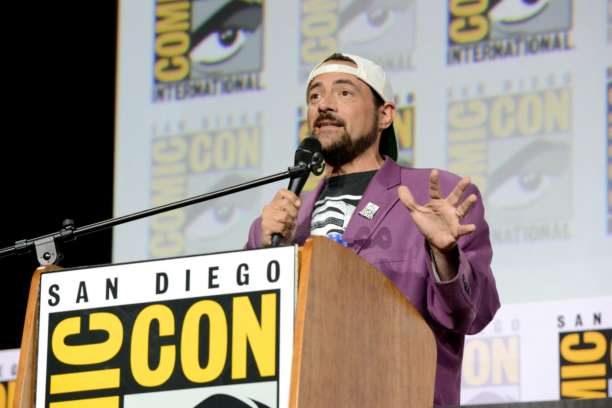 2019 Comic-Con International - Kevin Smith Reboots Hall H!