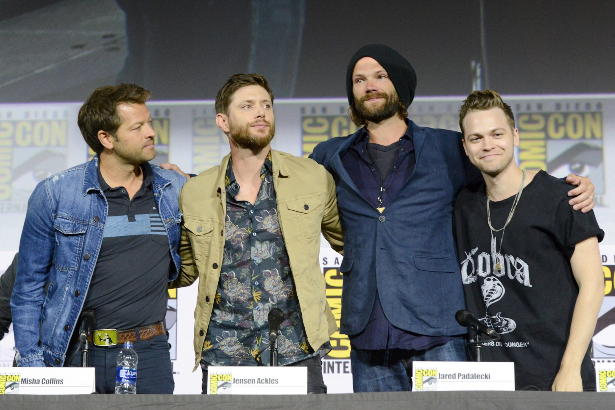 "2019 Comic-Con International - ""Supernatural"" Special Video Presentation And Q&A"