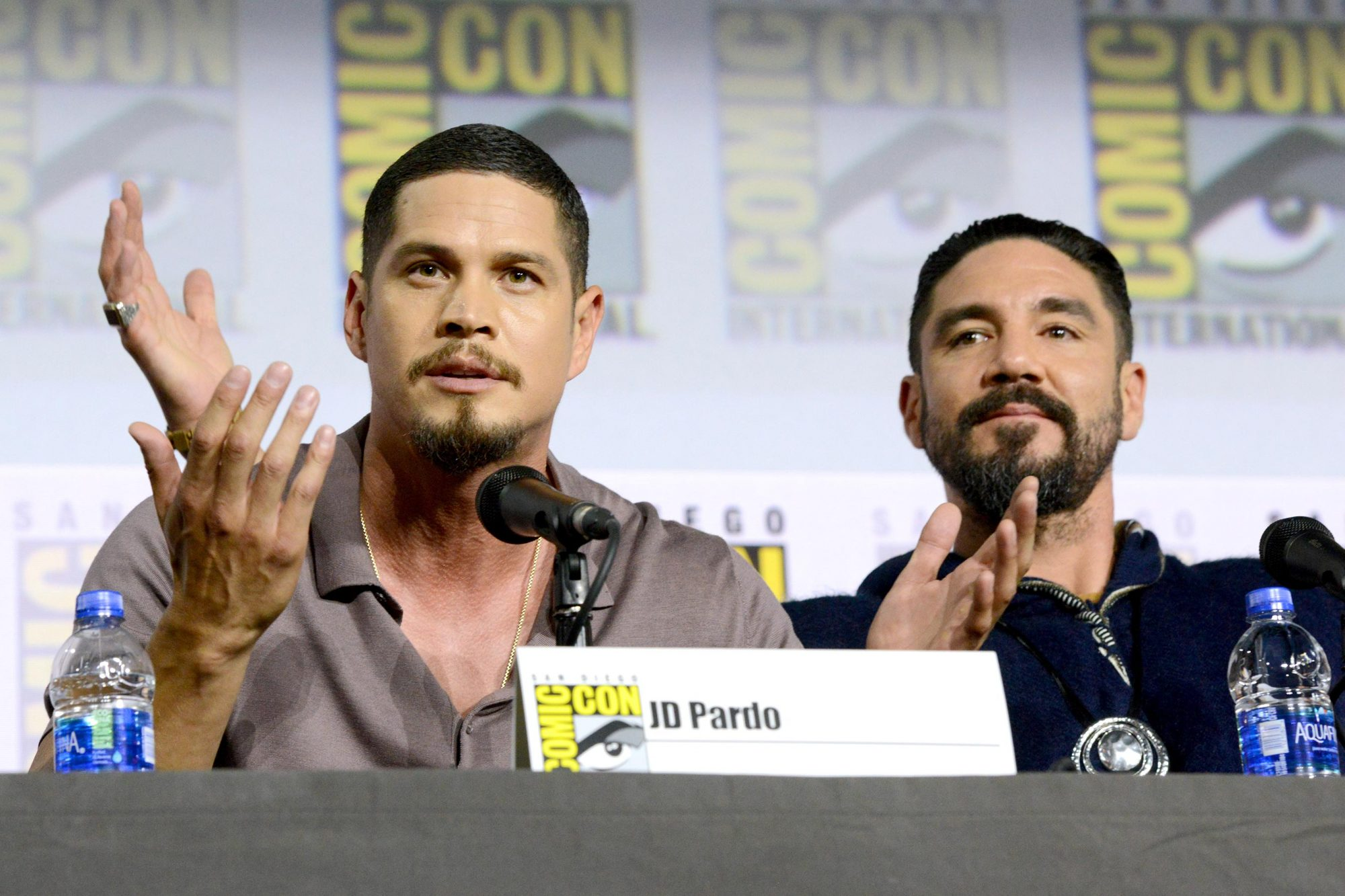 "2019 Comic-Con International - ""Mayans M.C."" Discussion And Q&A"