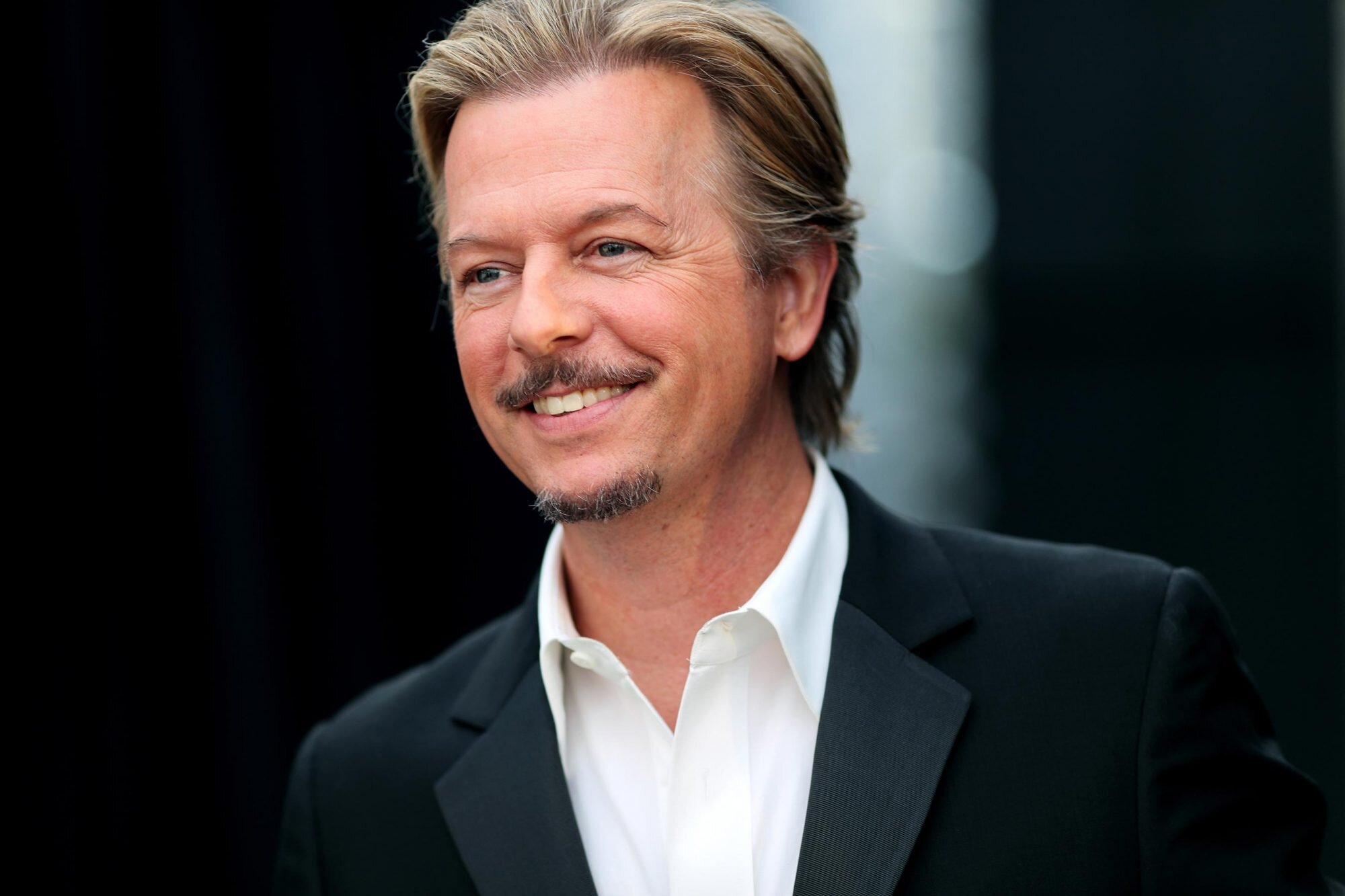 David Spade apologizes for 8 Heads in a Duffel Bag, talks Comedy ...
