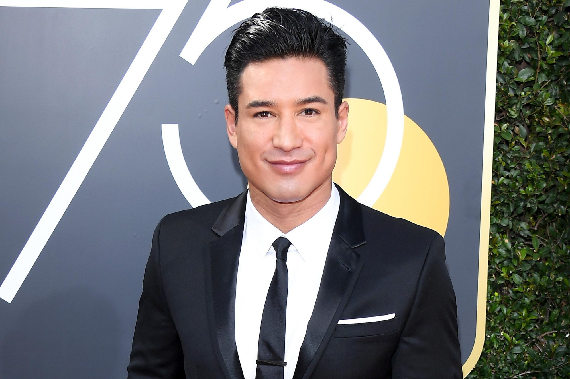 BEVERLY HILLS, CA - JANUARY 07: TV Personality Mario Lopez attends The 75th Annual Golden Globe Awards at The Beverly Hilton Hotel on January 7, 2018 in Beverly Hills, California. (Photo by Venturelli/WireImage)