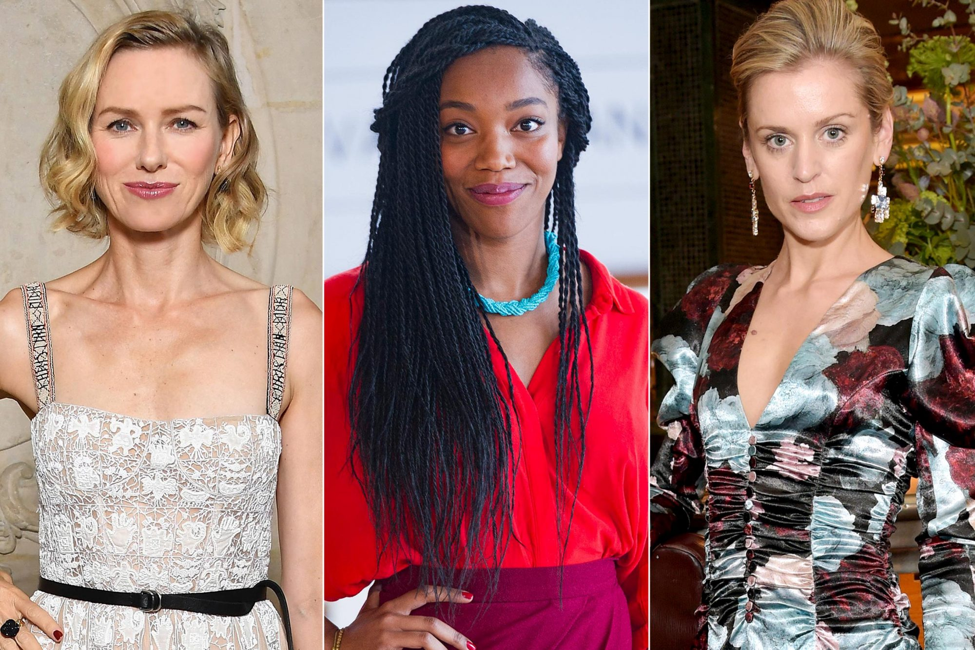 Naomi Watts, Naomi Ackie, Denise Gough