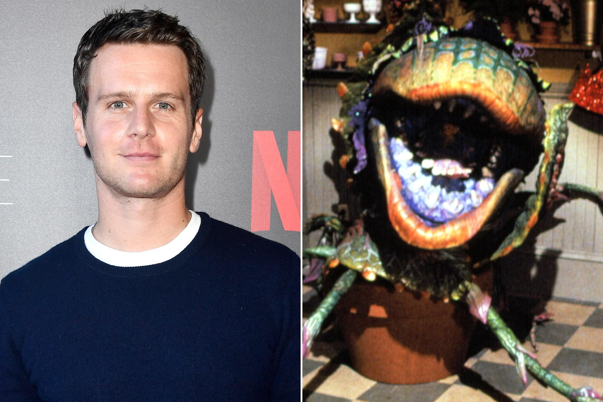 Jonathan Groff; LITTLE SHOP OF HORRORS