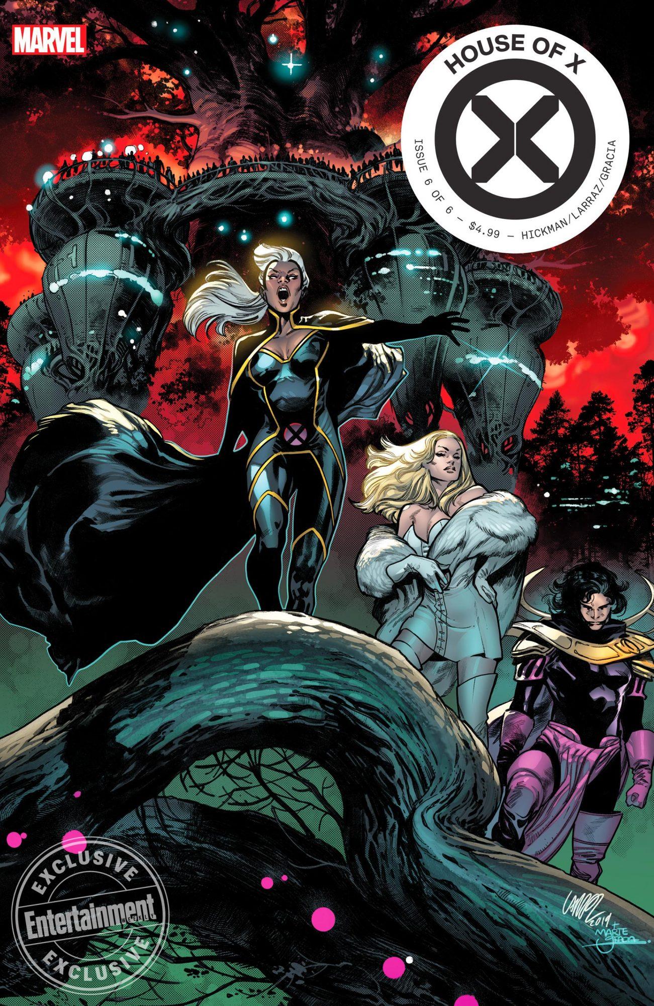 House of X (X-Men) #6 Comic Book