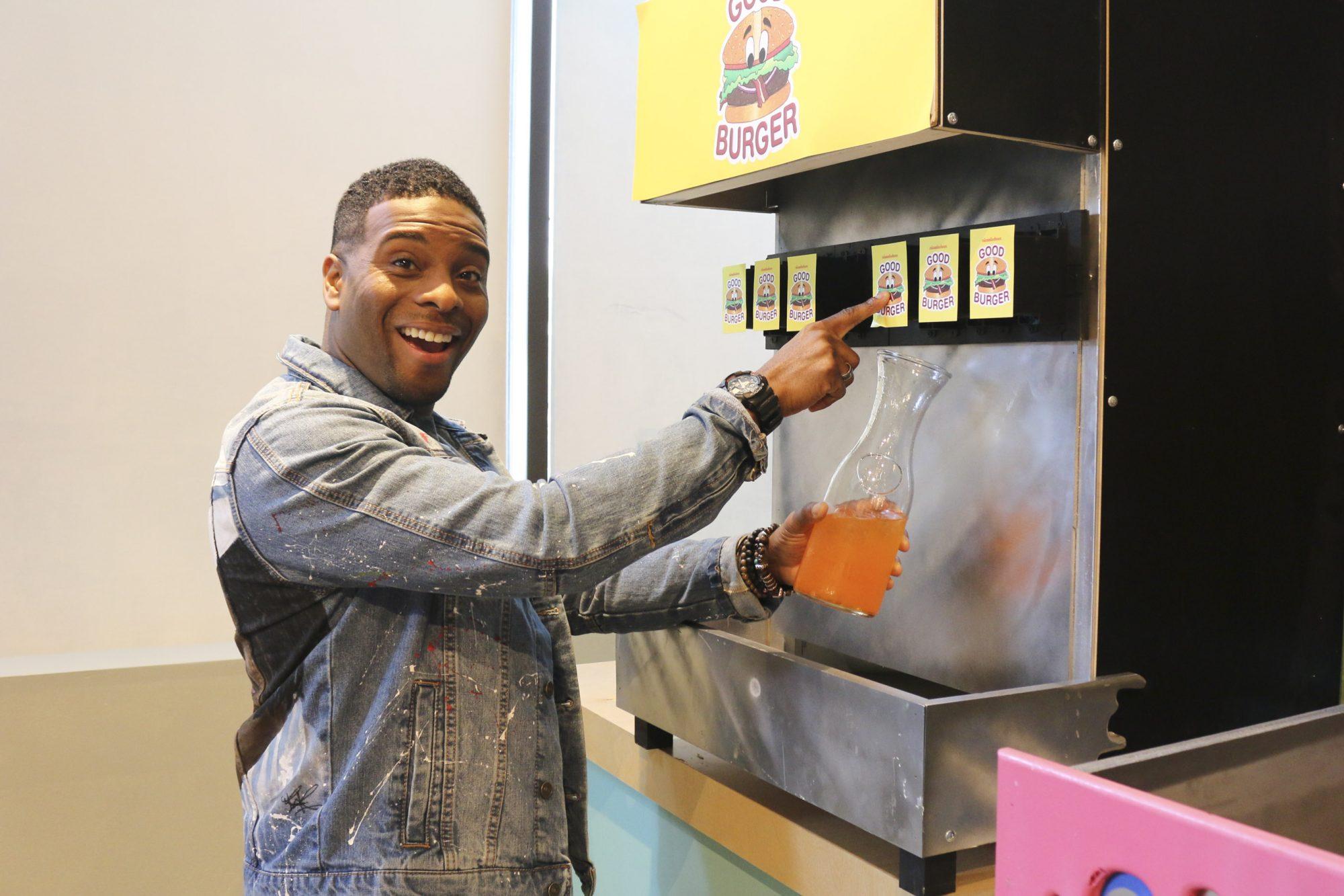 All ThatBTSGood Burger openingKel MitchellCR: Nickelodeon
