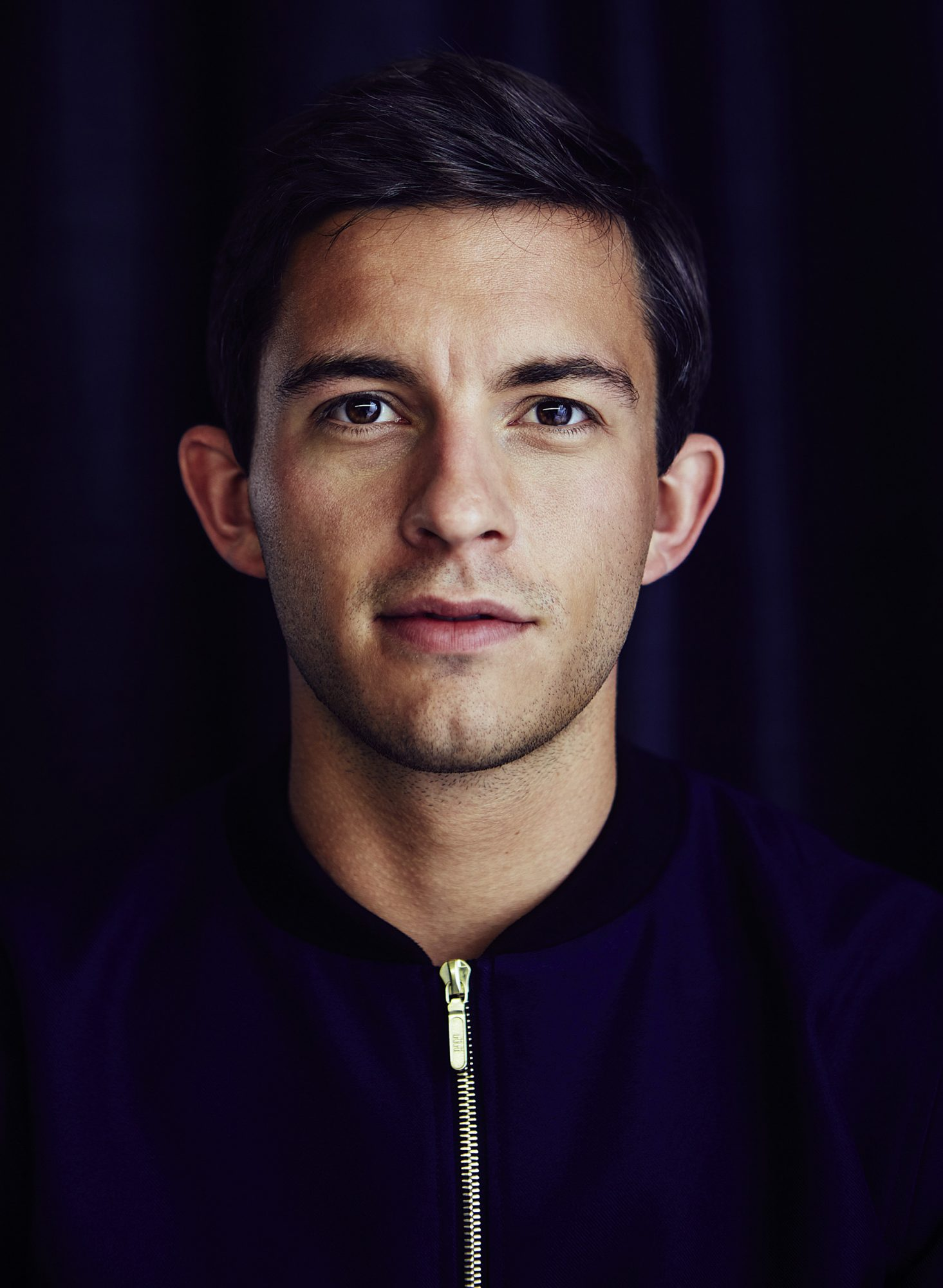 Jonathan Bailey (by Leigh Kelly)