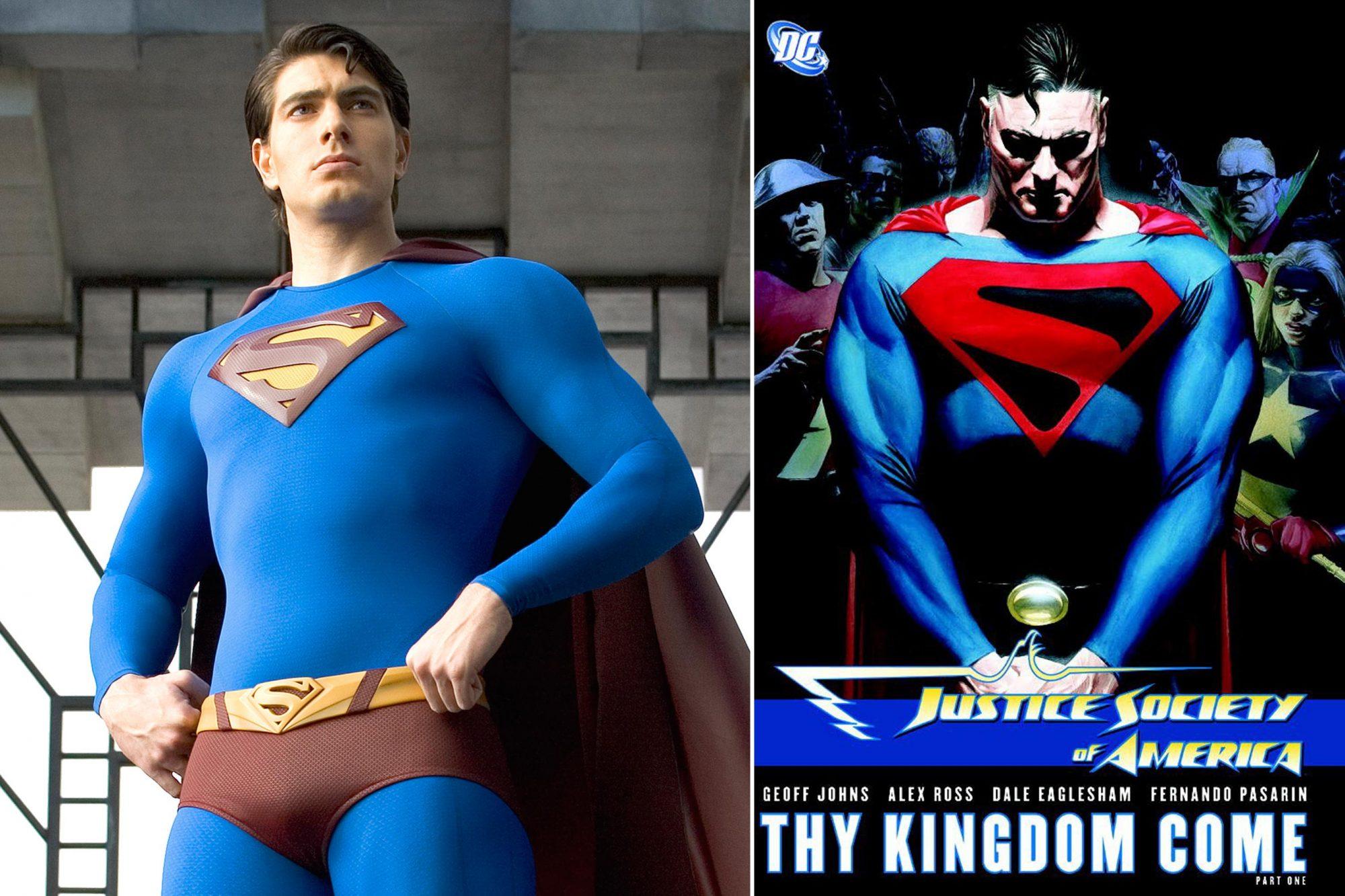 Superman Returns; Kingdom Come