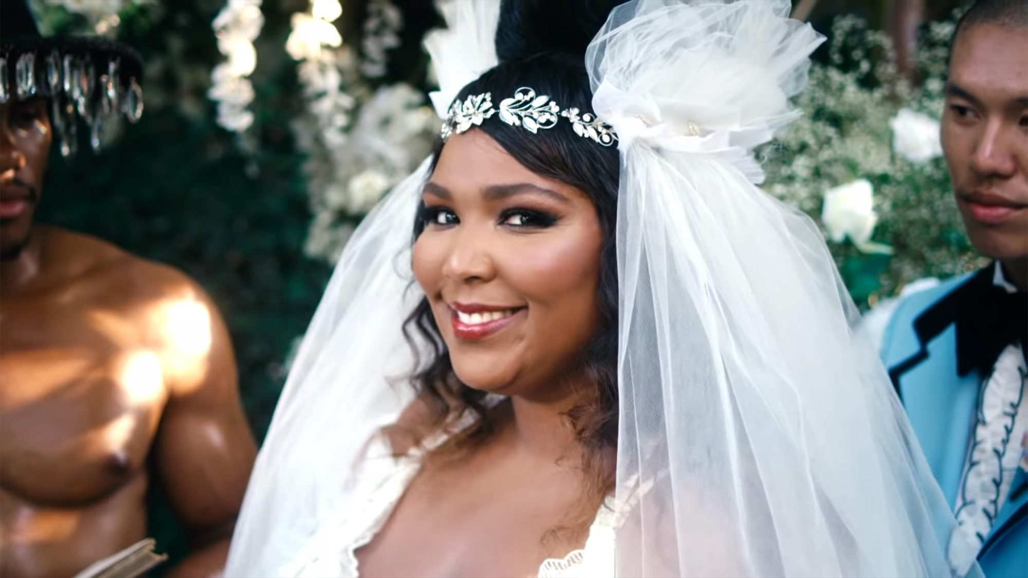 Lizzo - Truth Hurts (Official Video) (screen grab) https://www.youtube.com/watch?v=P00HMxdsVZI CR: Lizzo/YouTube