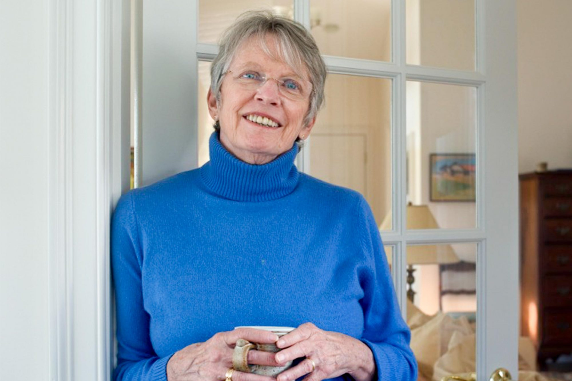 Lois Lowry author photo CR: Rania Matar
