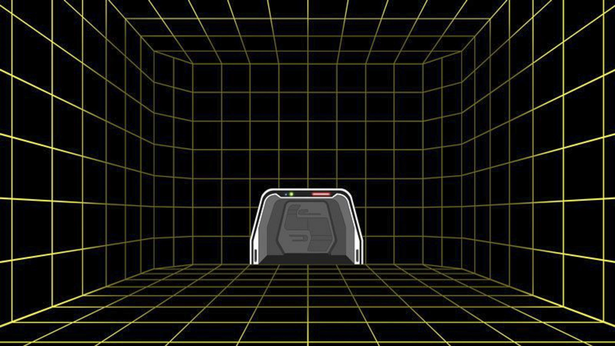 Star Trek: Lower Decks First look at the holodeck of the U.S.S. Cerritos CR: CBS