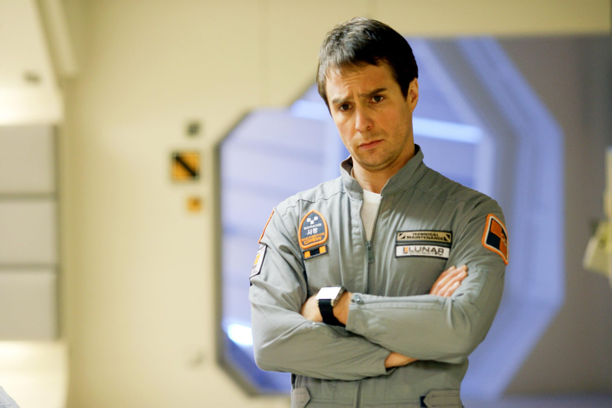 MOON, Sam Rockwell, 2009. PH: Mark Tille/©Sony Pictures Classics/Courtesy Everett Collection