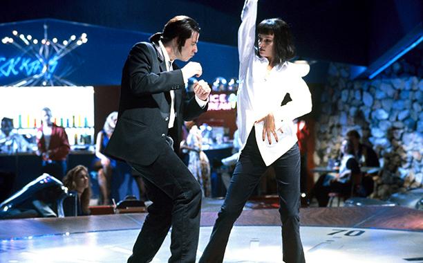 Jack Rabbit Slim's dance contest, Pulp Fiction (1994)